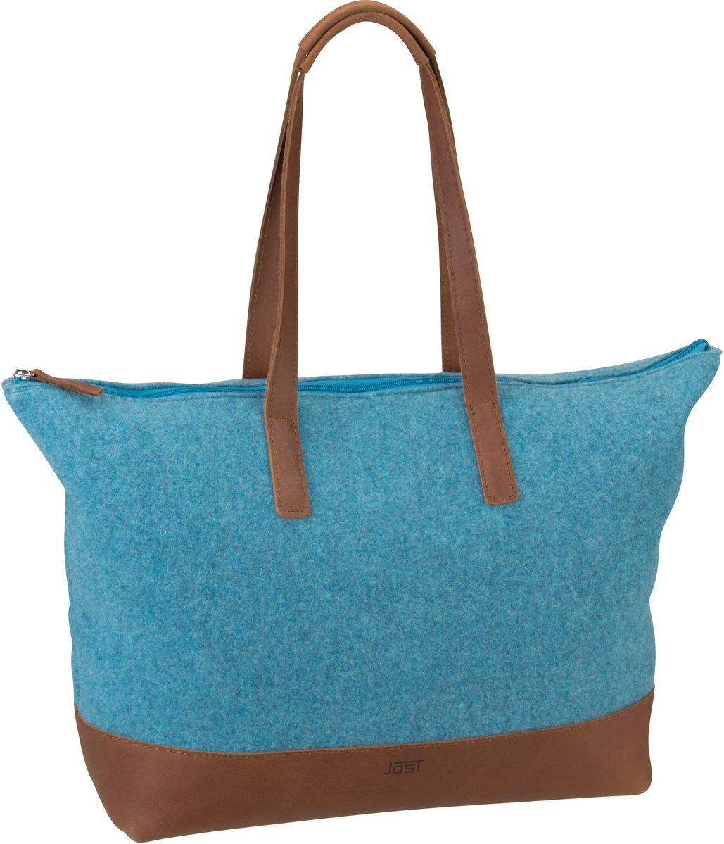 Handtasche Farum 2179 Shopper Türkis
