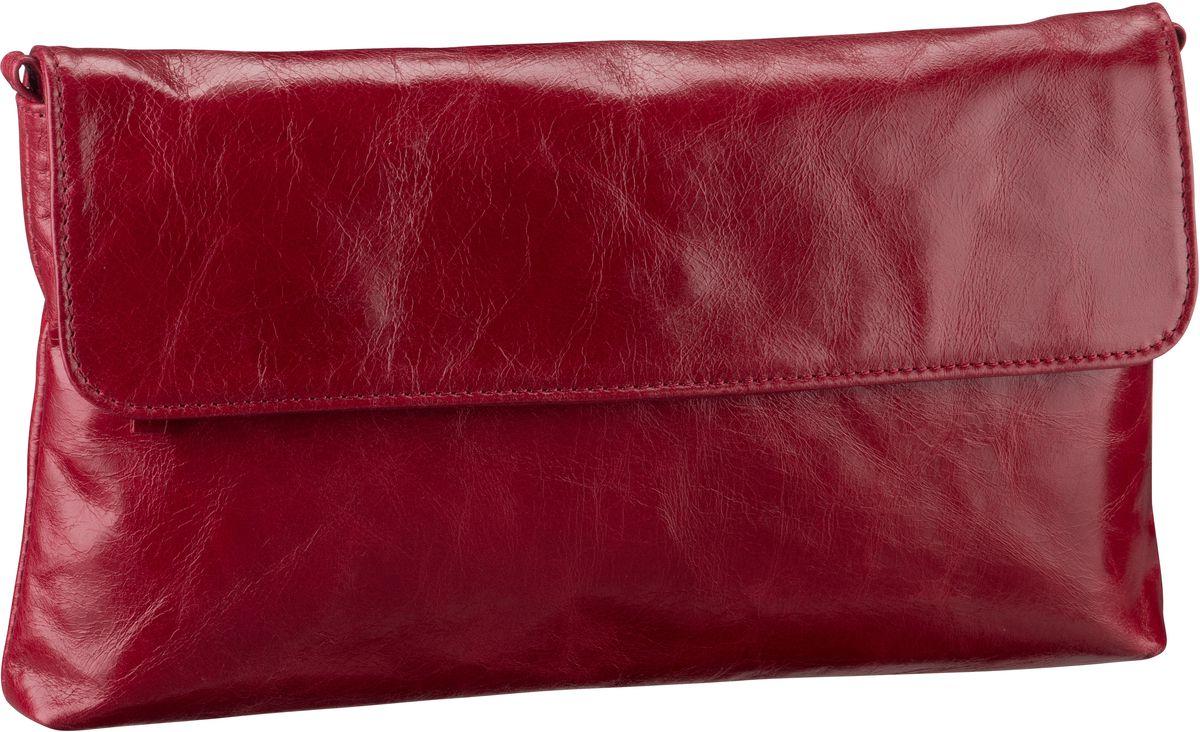 Handtasche Boda 6620 Clutch Rot