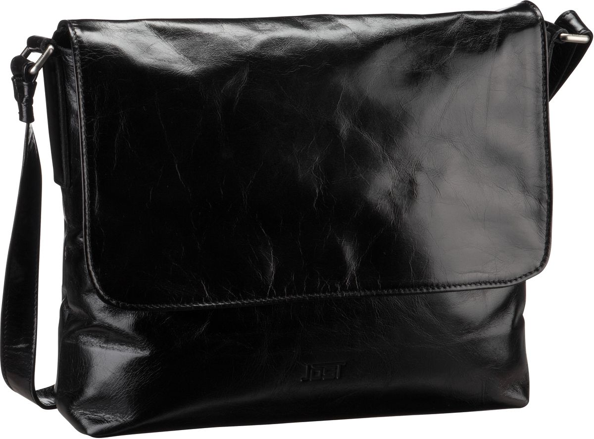 Umhängetasche Boda 6623 Shoulder Bag M Schwarz