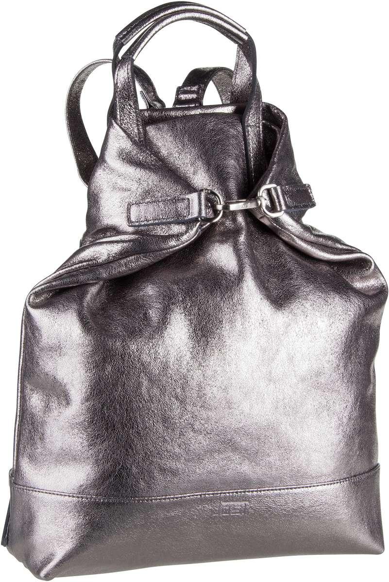Rucksaecke für Frauen - Jost Rucksack Daypack Boda 6625 X Change Bag S Silber  - Onlineshop Taschenkaufhaus