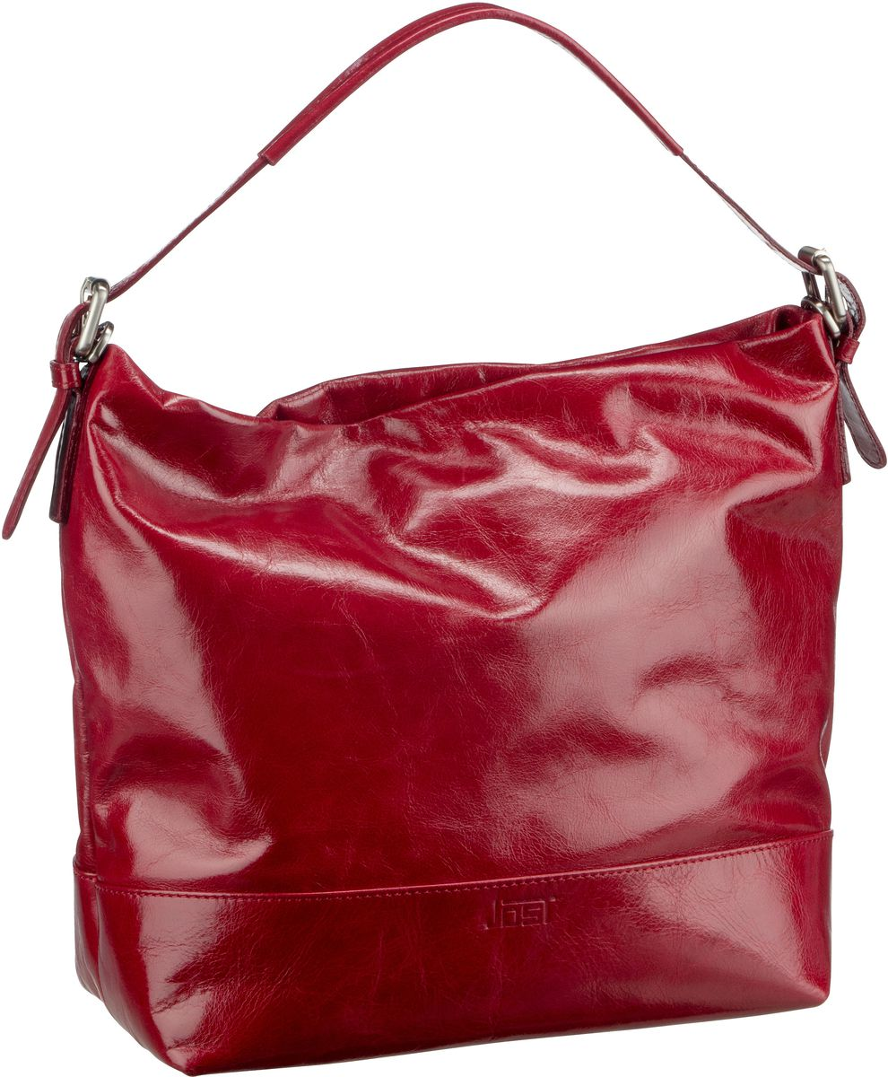 Handtasche Boda 6626 Hobo Bag Rot