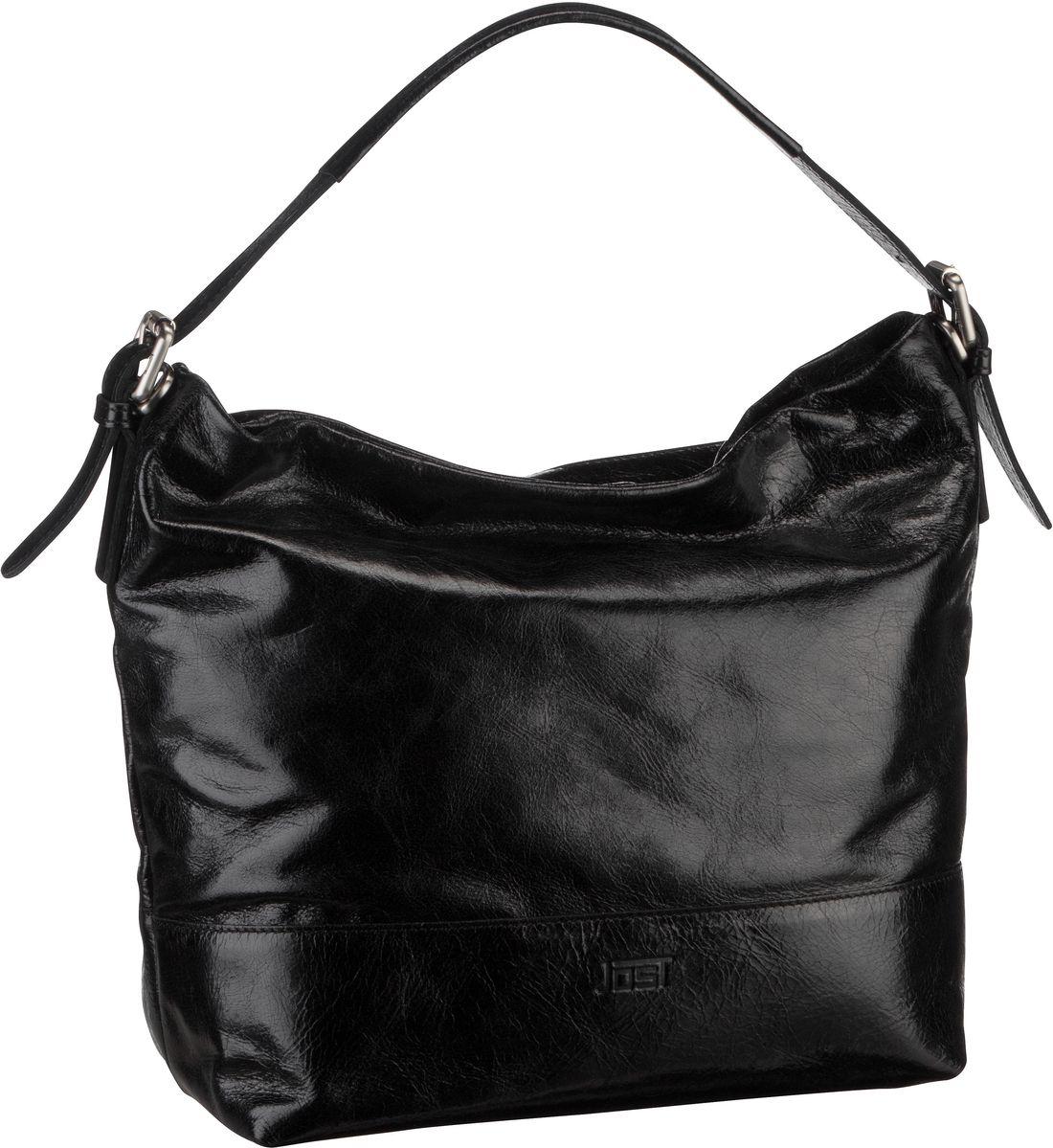 Handtasche Boda 6626 Hobo Bag Schwarz