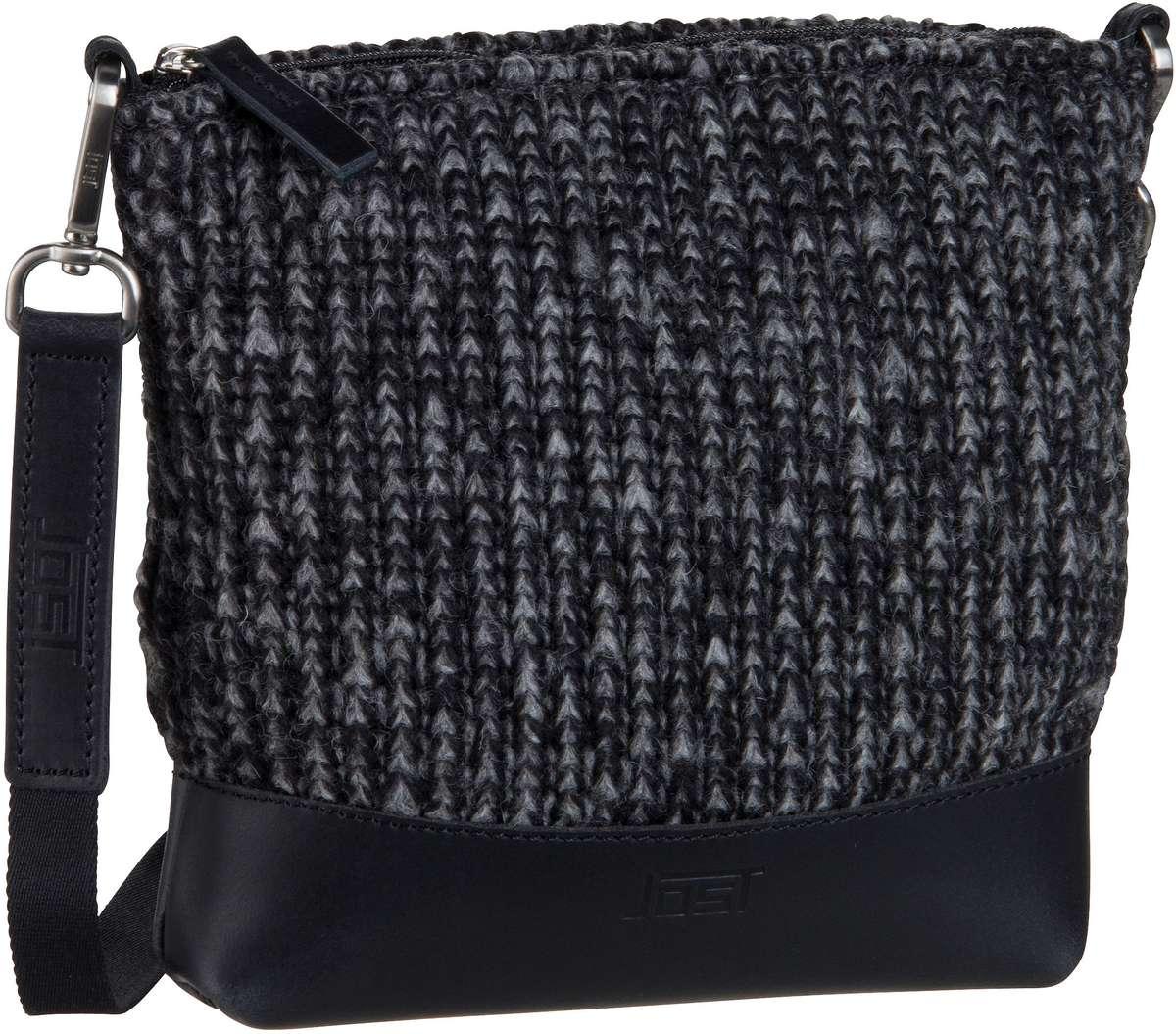 Umhängetasche Nura 3833 Umhängetasche XS Grey Knitted