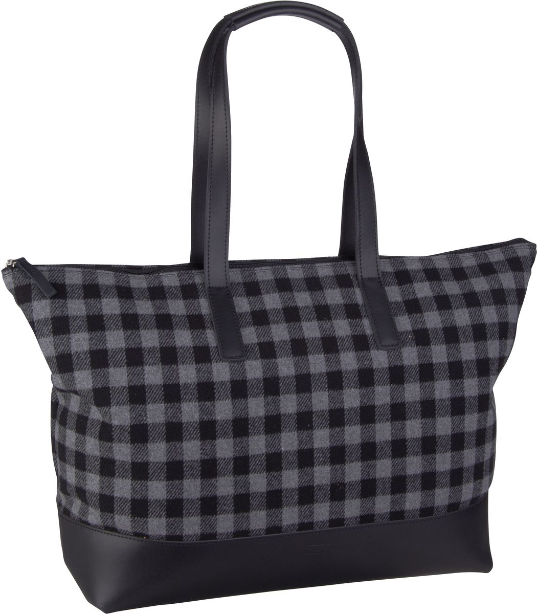 Shopper Nura 3834 Shopper Black/Grey