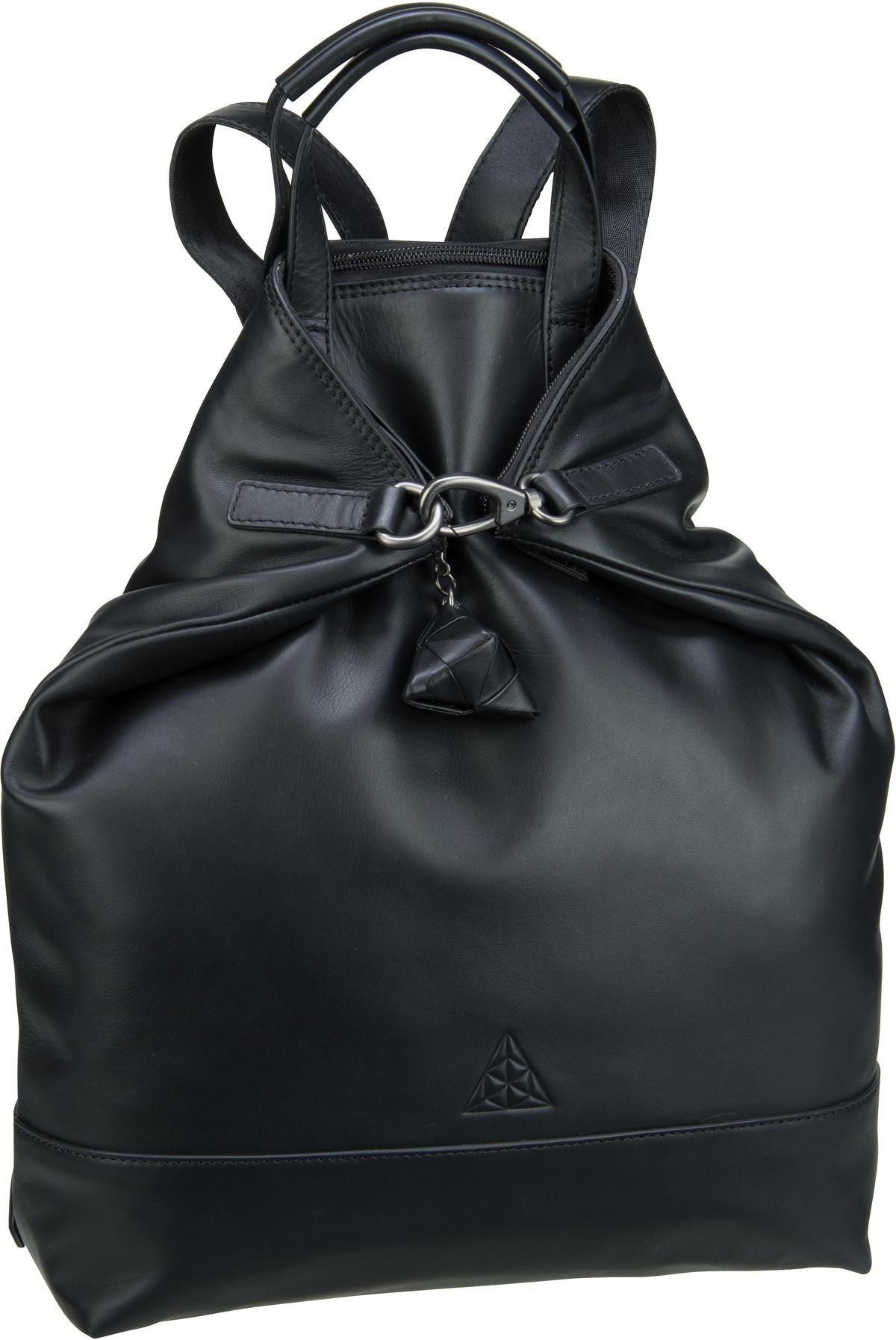 Rucksack / Daypack Alice Sara Ott 6012 X-Change 3in1 Bag S Schwarz