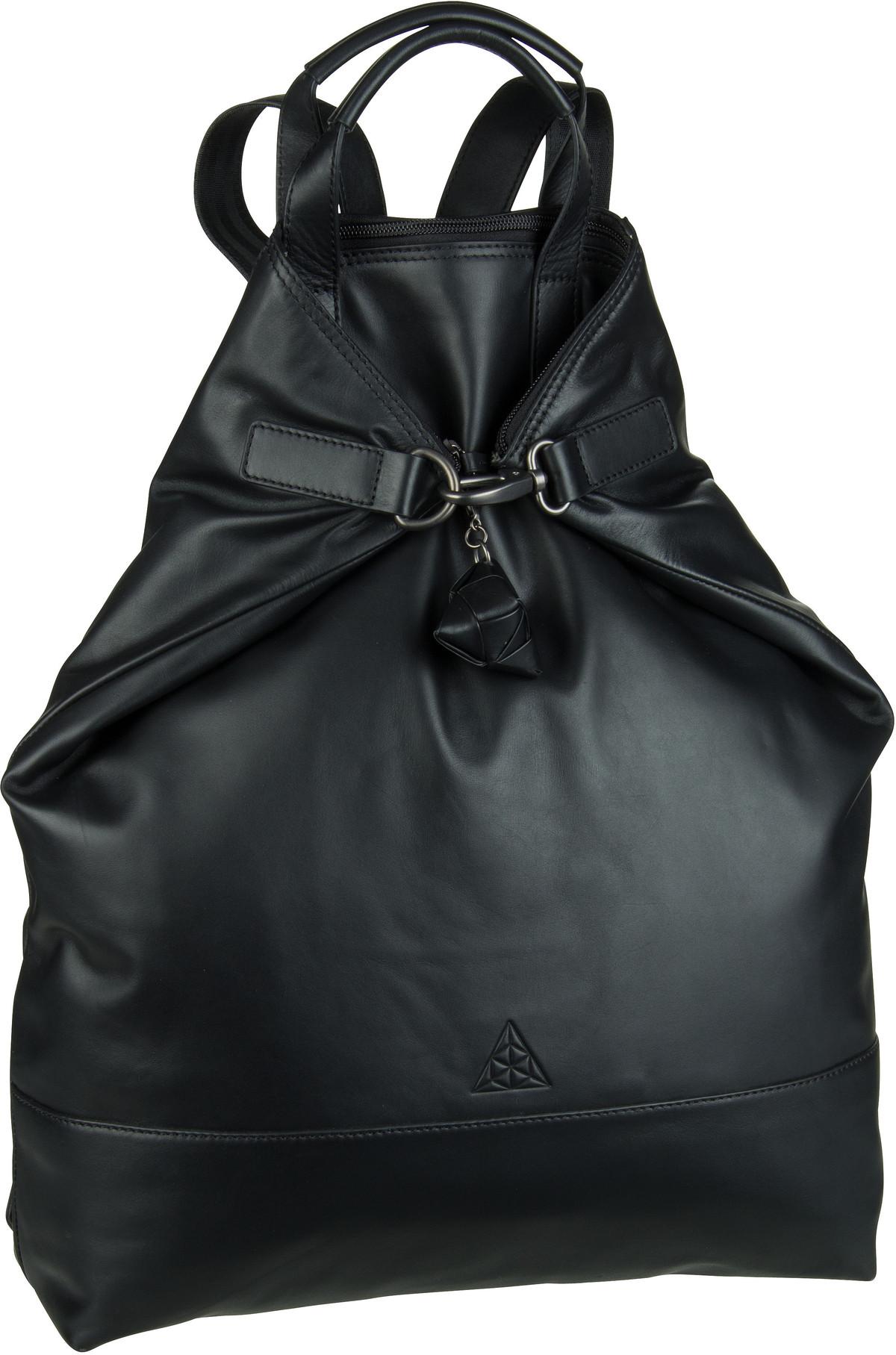 Rucksack / Daypack Alice Sara Ott 6013 X-Change 3in1 Bag L Schwarz