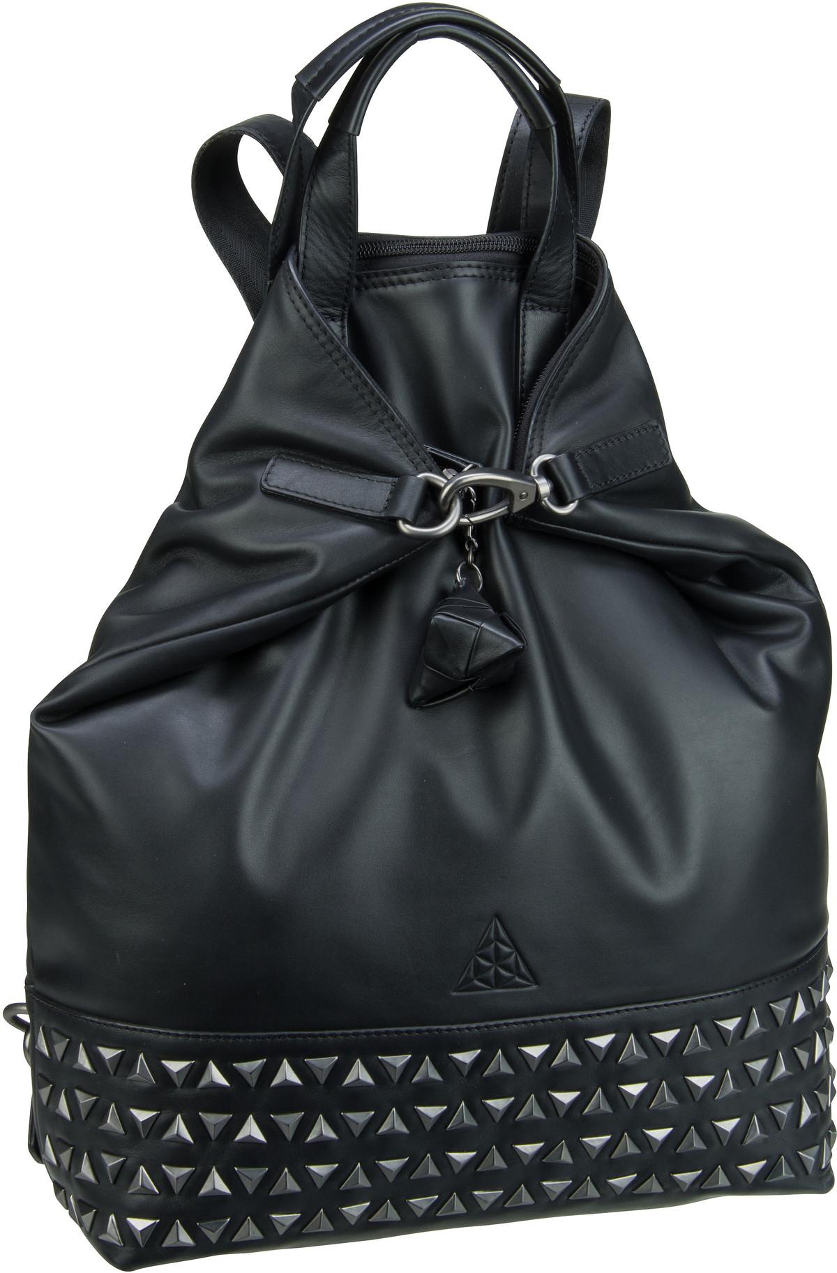 Rucksack / Daypack Alice Sara Ott 6015 X-Change 3in1 Bag S Schwarz