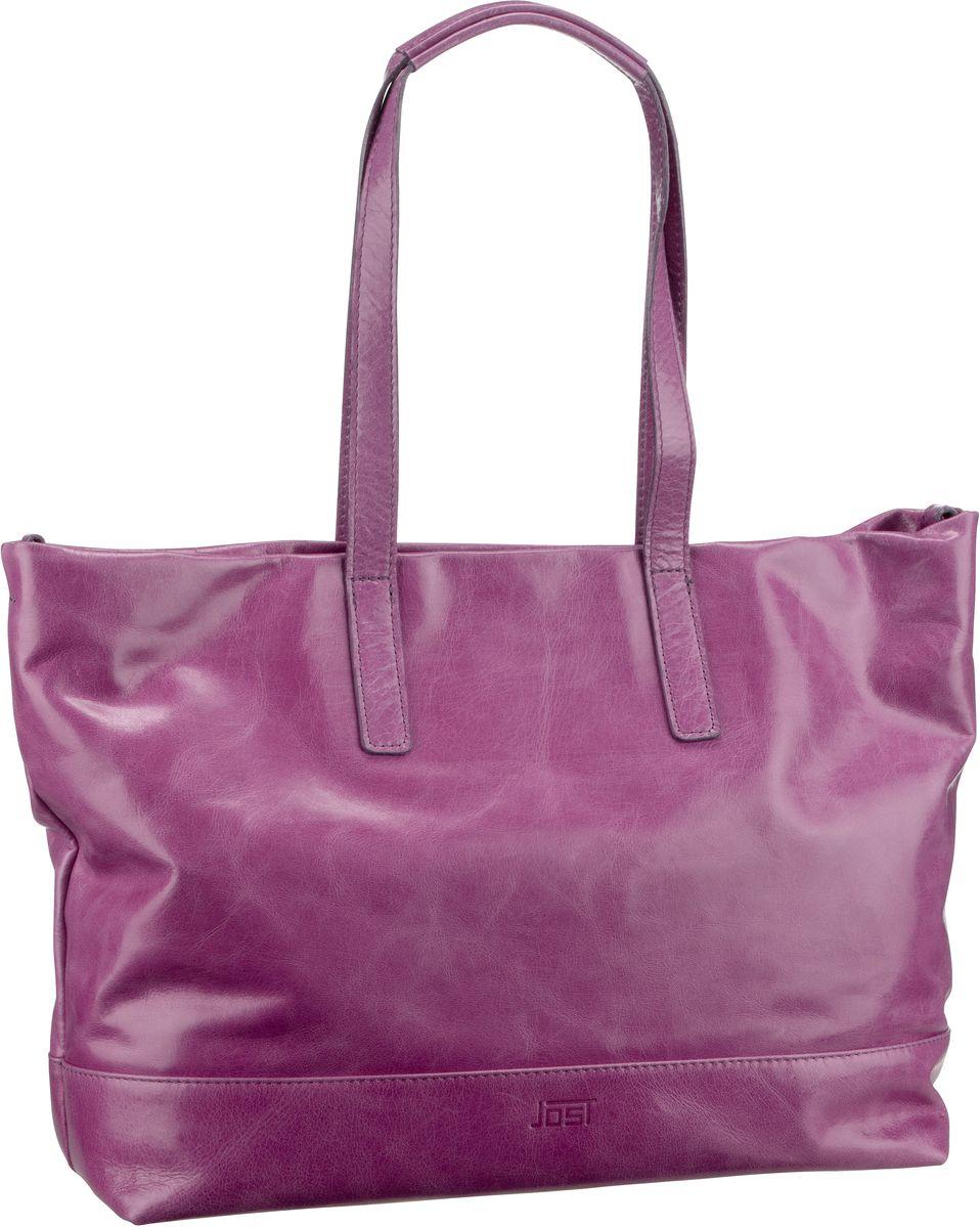Handtasche Boda 6619 Shopper Lila