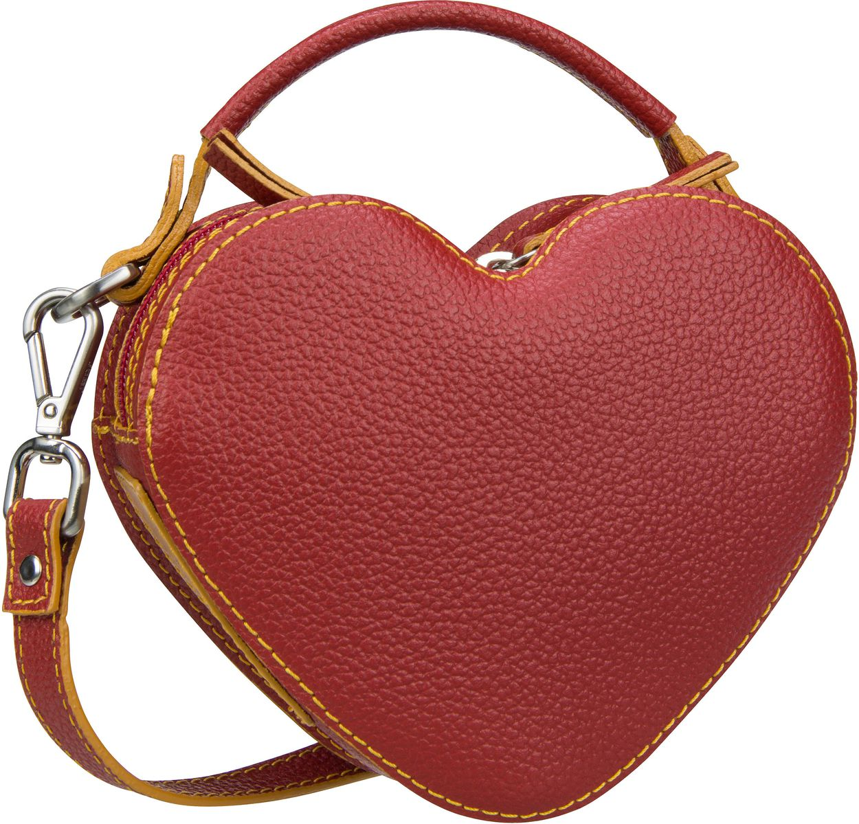 Handtasche Nanda 2611 Umhängetasche Rot