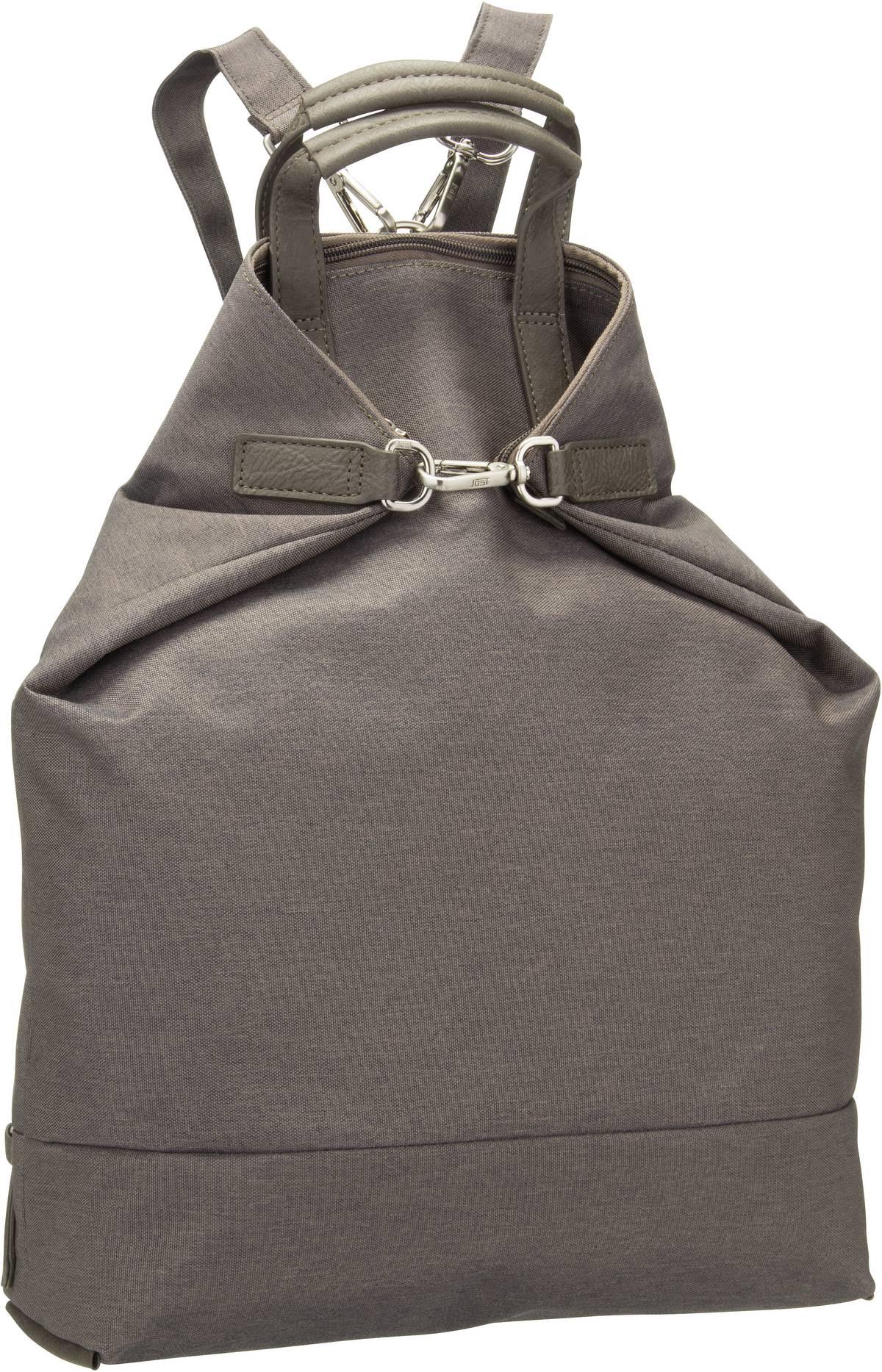 Jost Rucksack / Daypack 1105 X-Change Bag M Taupe