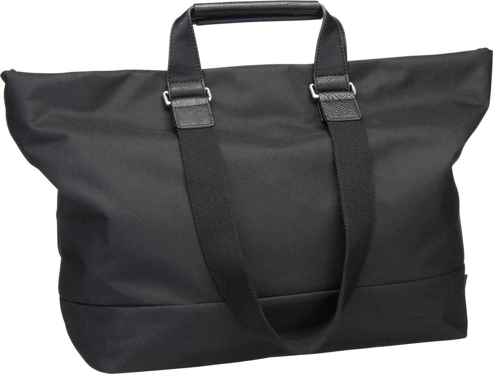 Handtasche Bergen 1109 Shopper Black