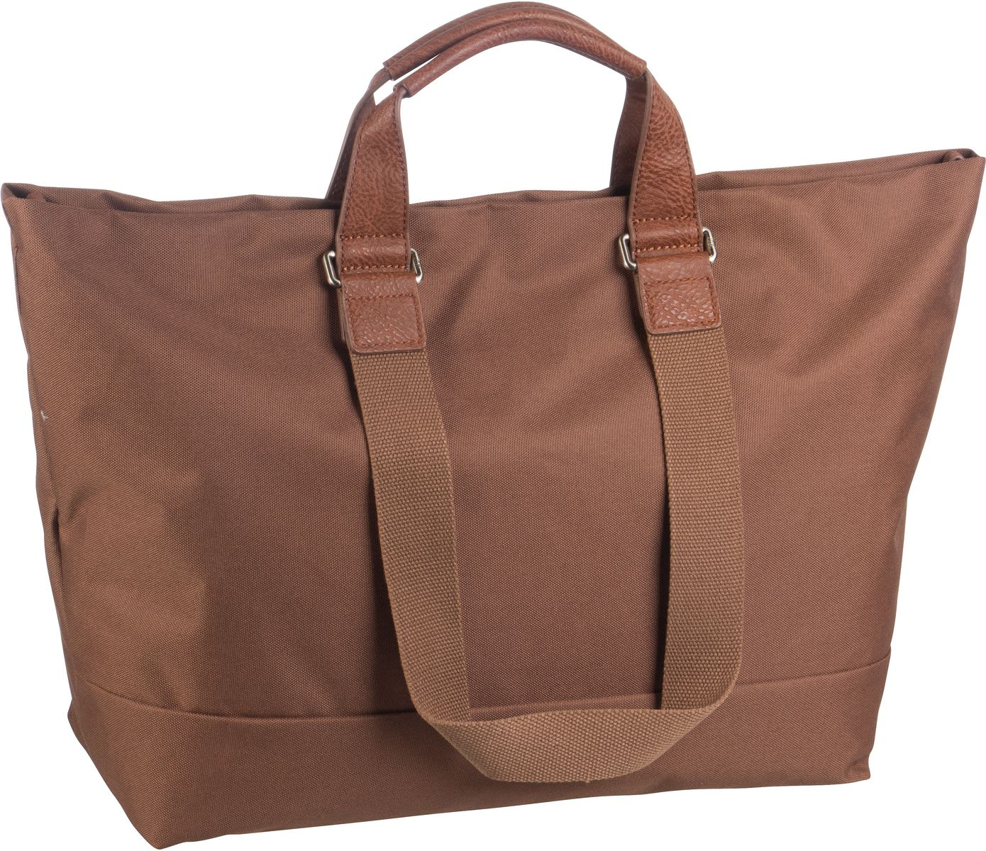 Handtasche Bergen 1109 Shopper Mid Brown