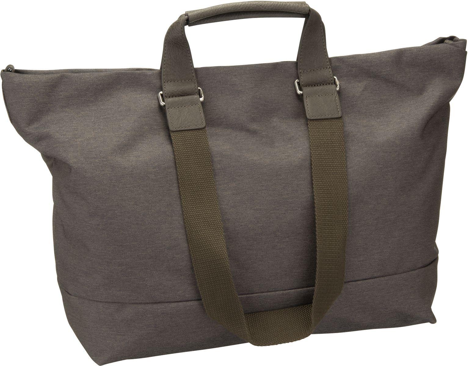 Handtasche Bergen 1109 Shopper Taupe