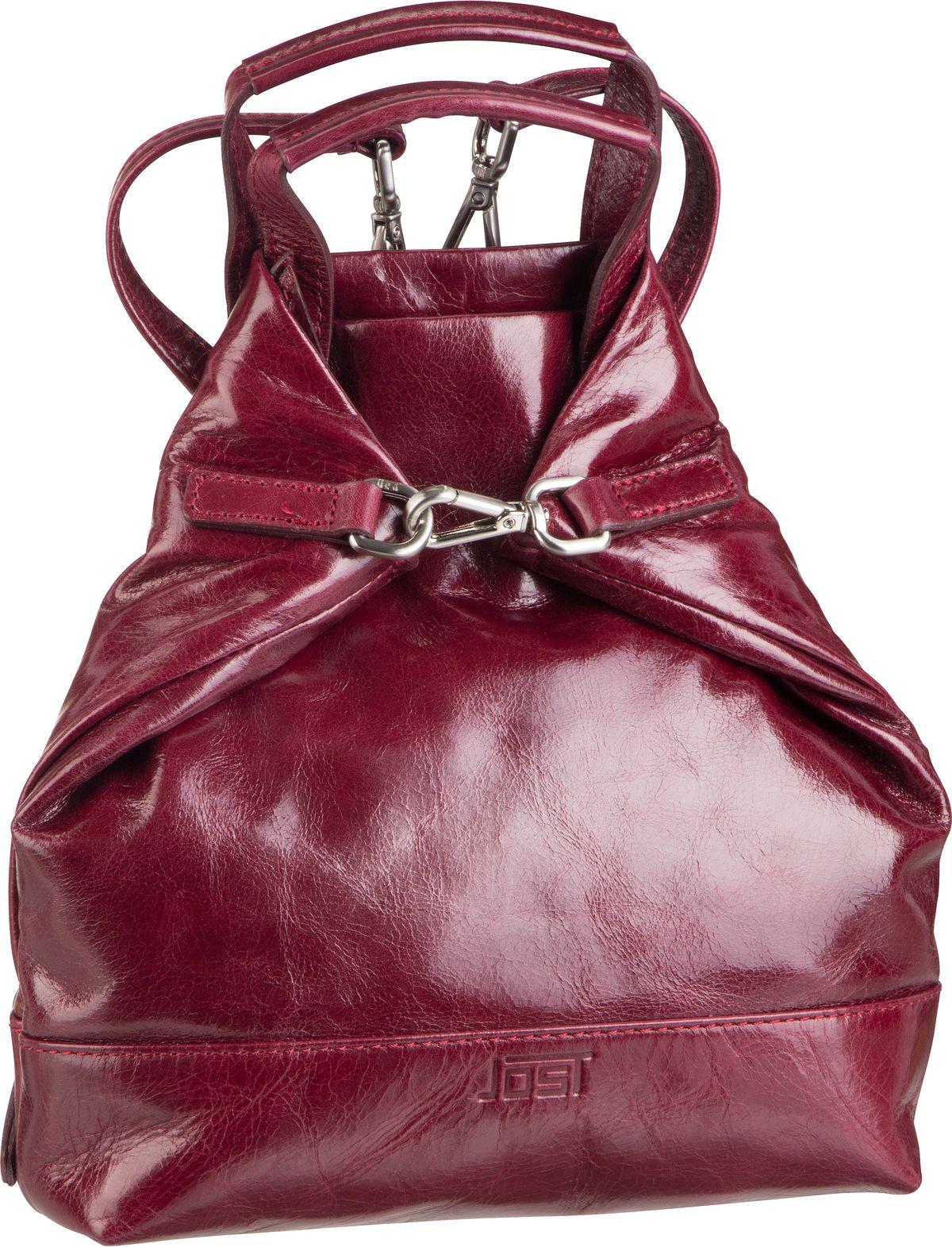 Rucksack / Daypack Boda 6617 X-Change Bag Mini Bordeaux