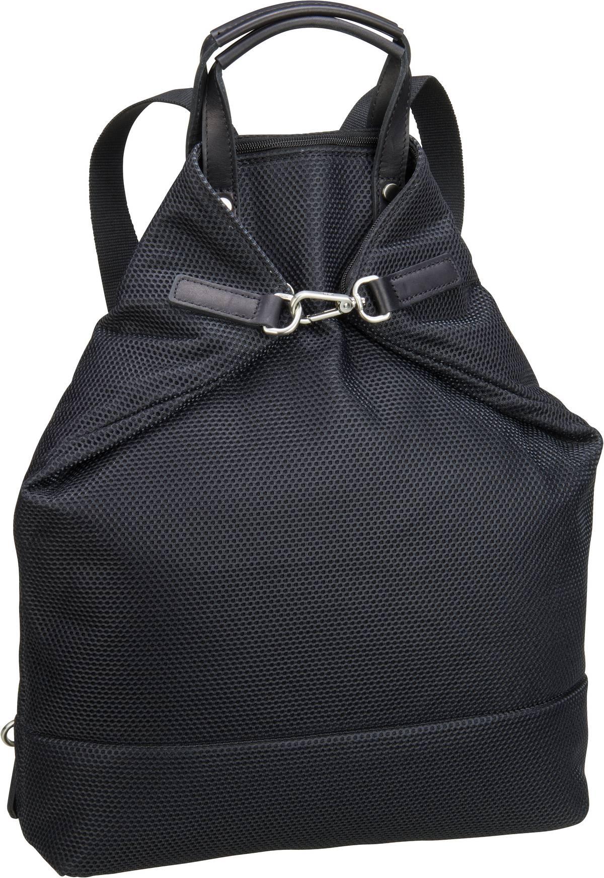Rucksack / Daypack Mesh 6170 X-Change 3in1 Bag M Black