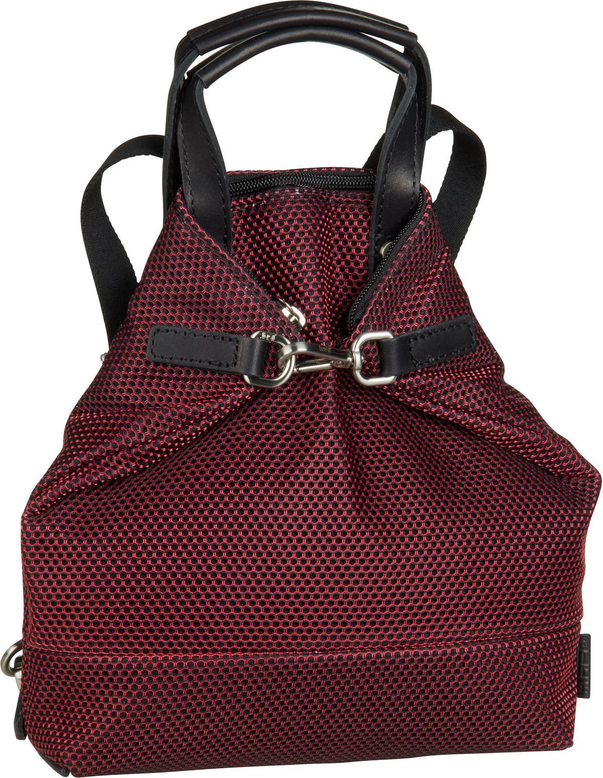 Rucksack / Daypack Mesh 6176 X-Change Bag Mini Red