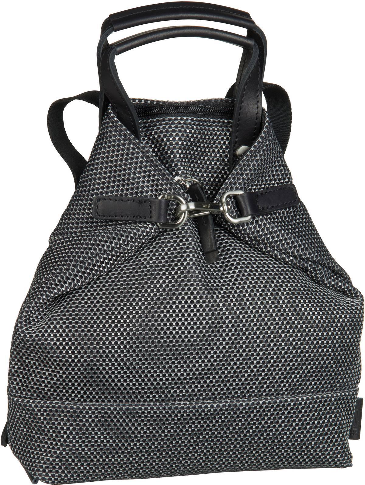 Rucksack / Daypack Mesh 6176 X-Change Bag Mini Silver