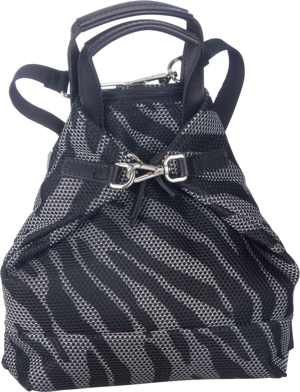 Rucksack / Daypack Mesh 6176 X-Change Bag Mini Zebra