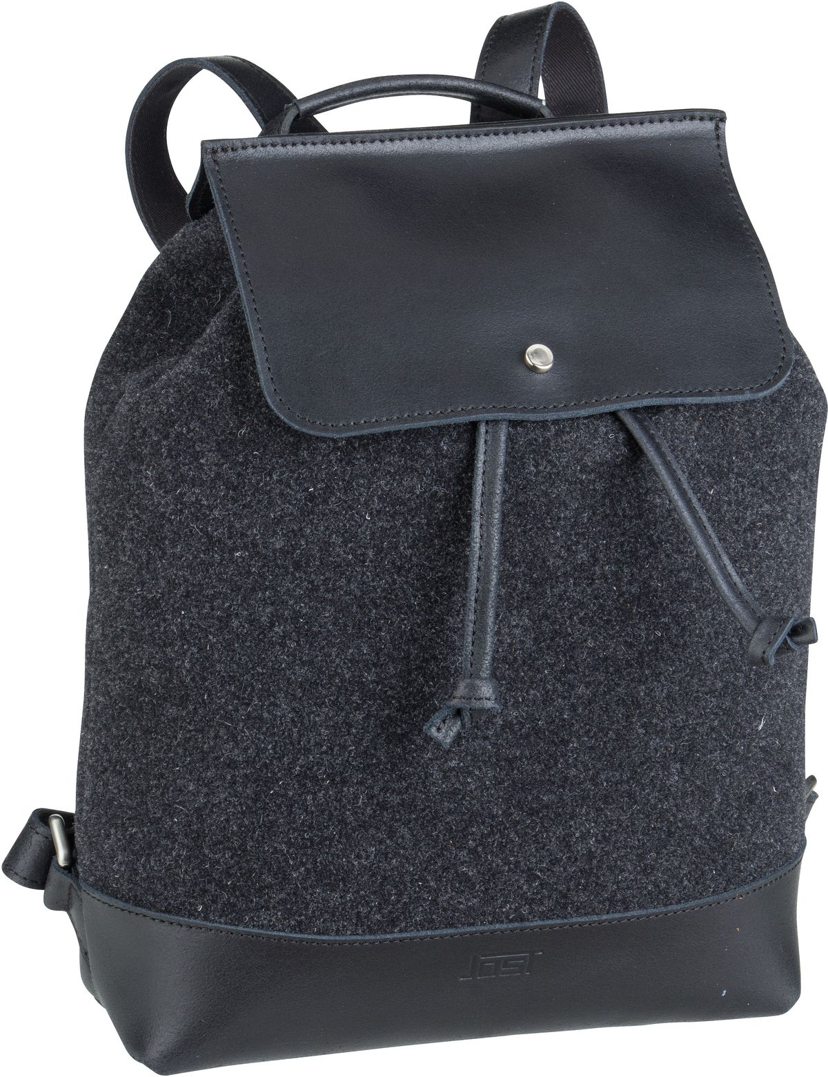 Jost Rucksack / Daypack Farum 3028 Beutel Rucksack Black
