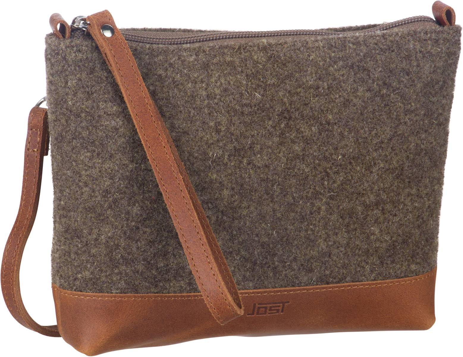 Umhängetasche Farum 3029 Belt/Shoulder Bag Brown