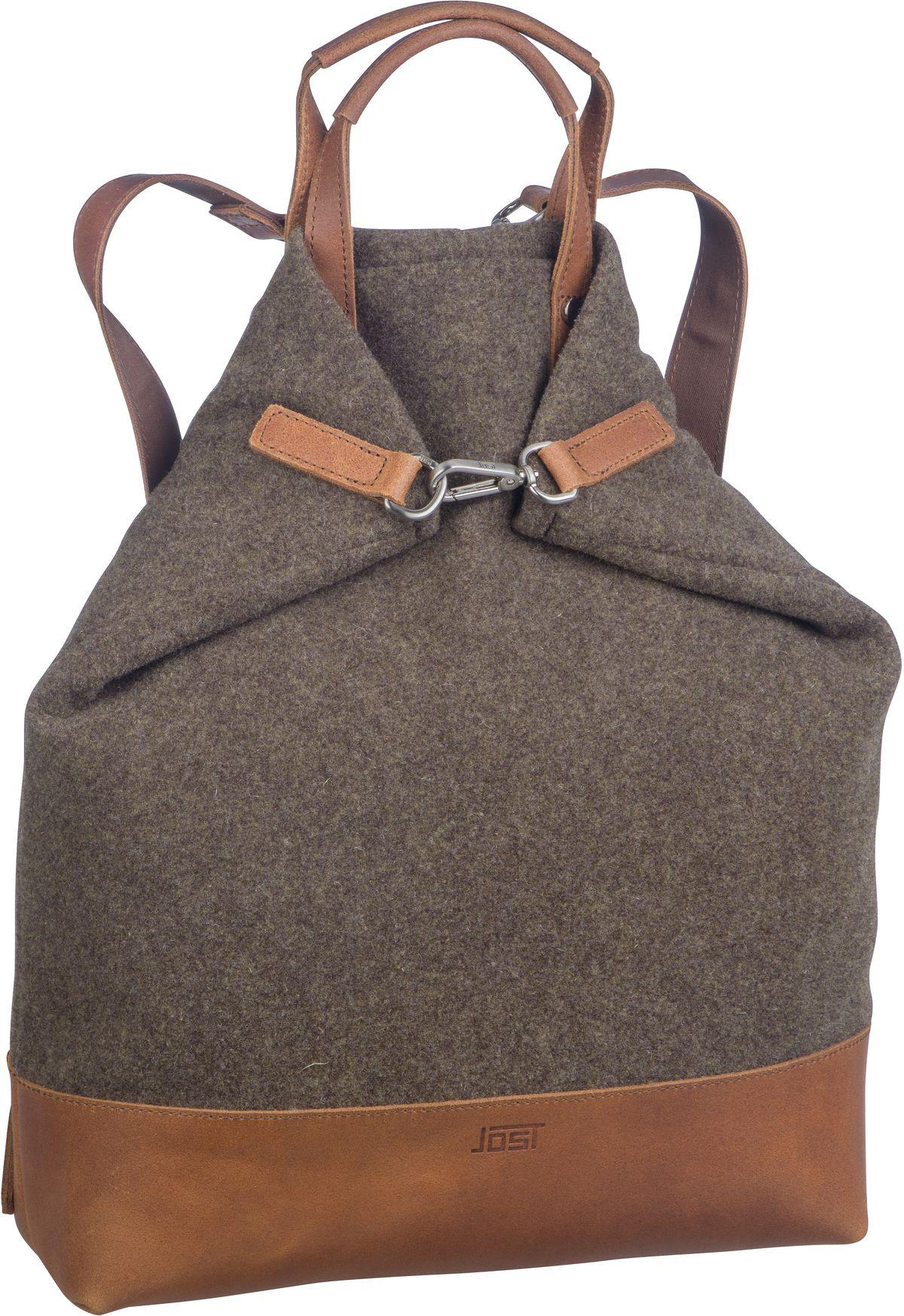 Rucksack / Daypack Farum 3033 X-Change 3in1 Bag M Brown