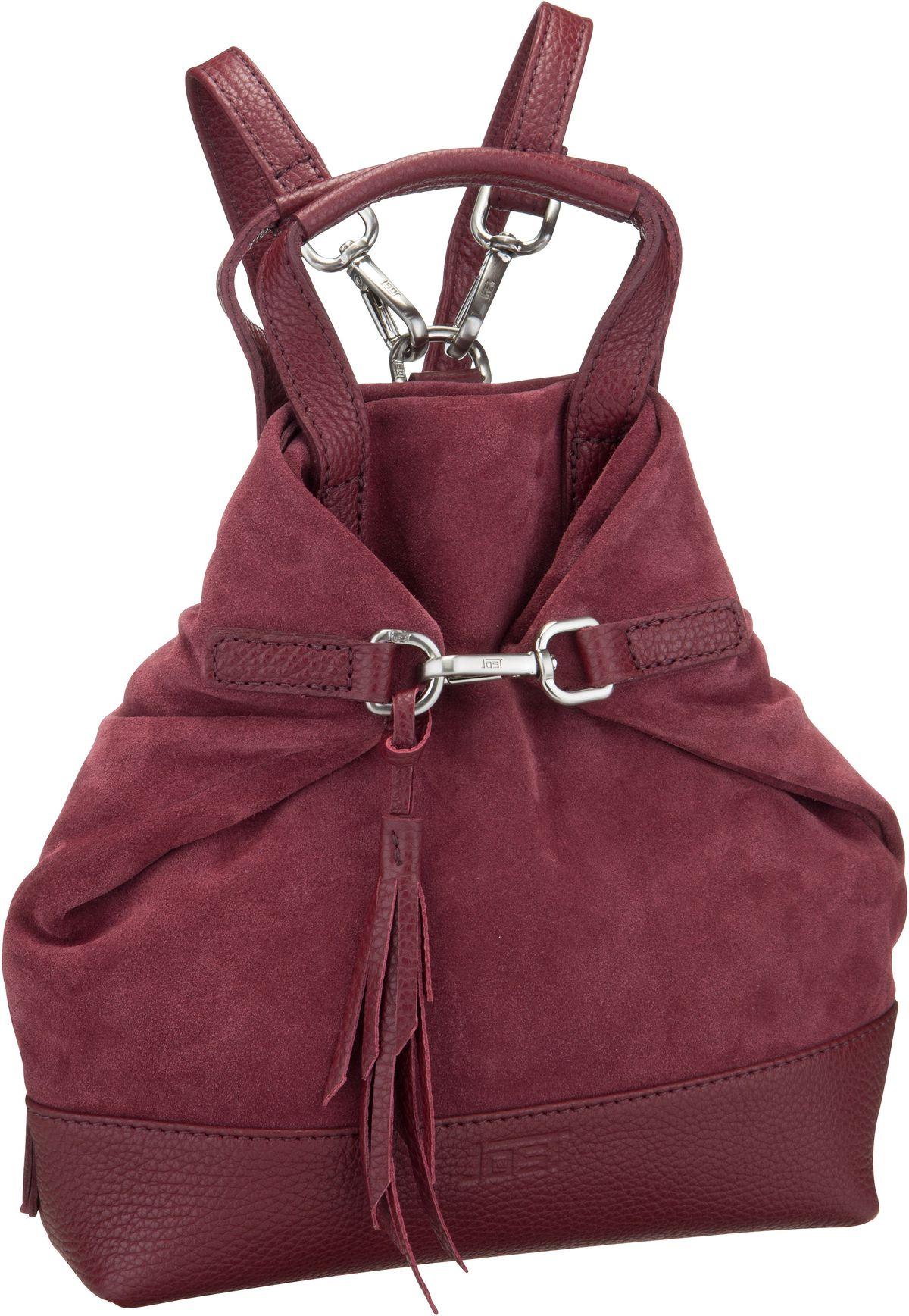 Rucksack / Daypack Motala 1744 X-Change Bag 3in1 Mini Bordeaux
