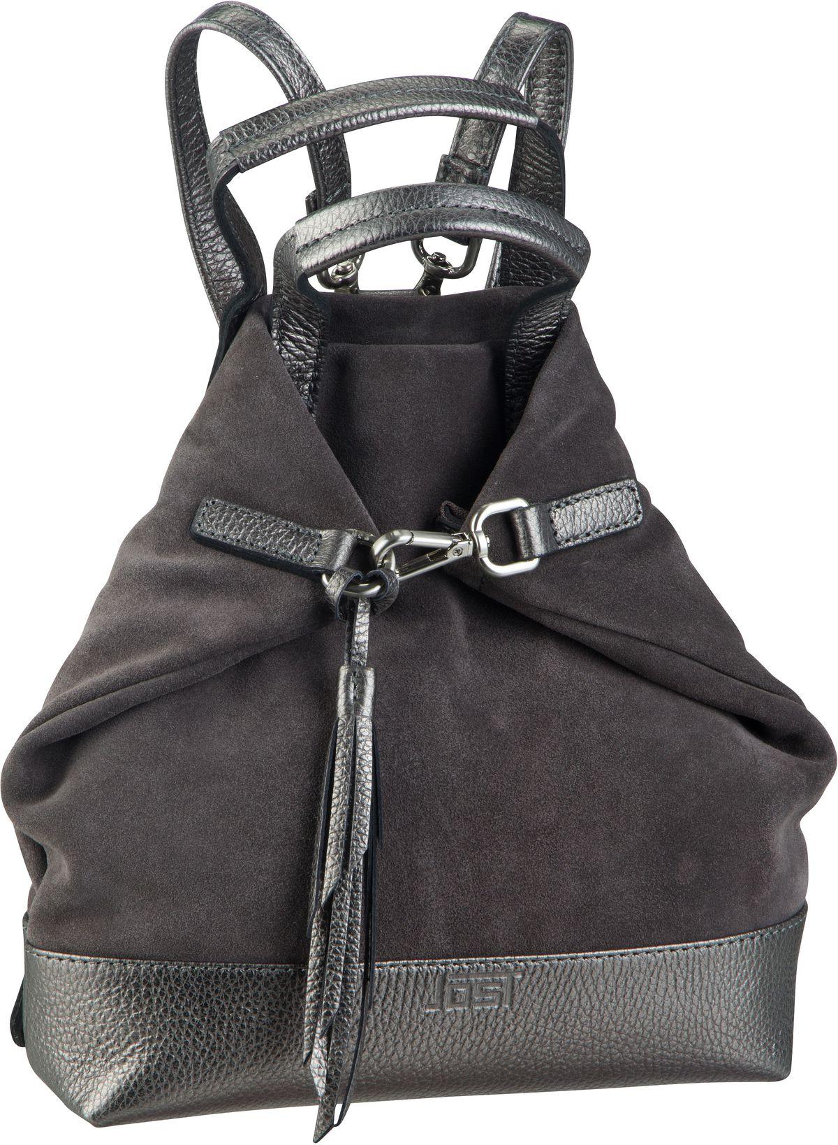 Rucksack / Daypack Motala 1744 X-Change Bag 3in1 Mini Silver