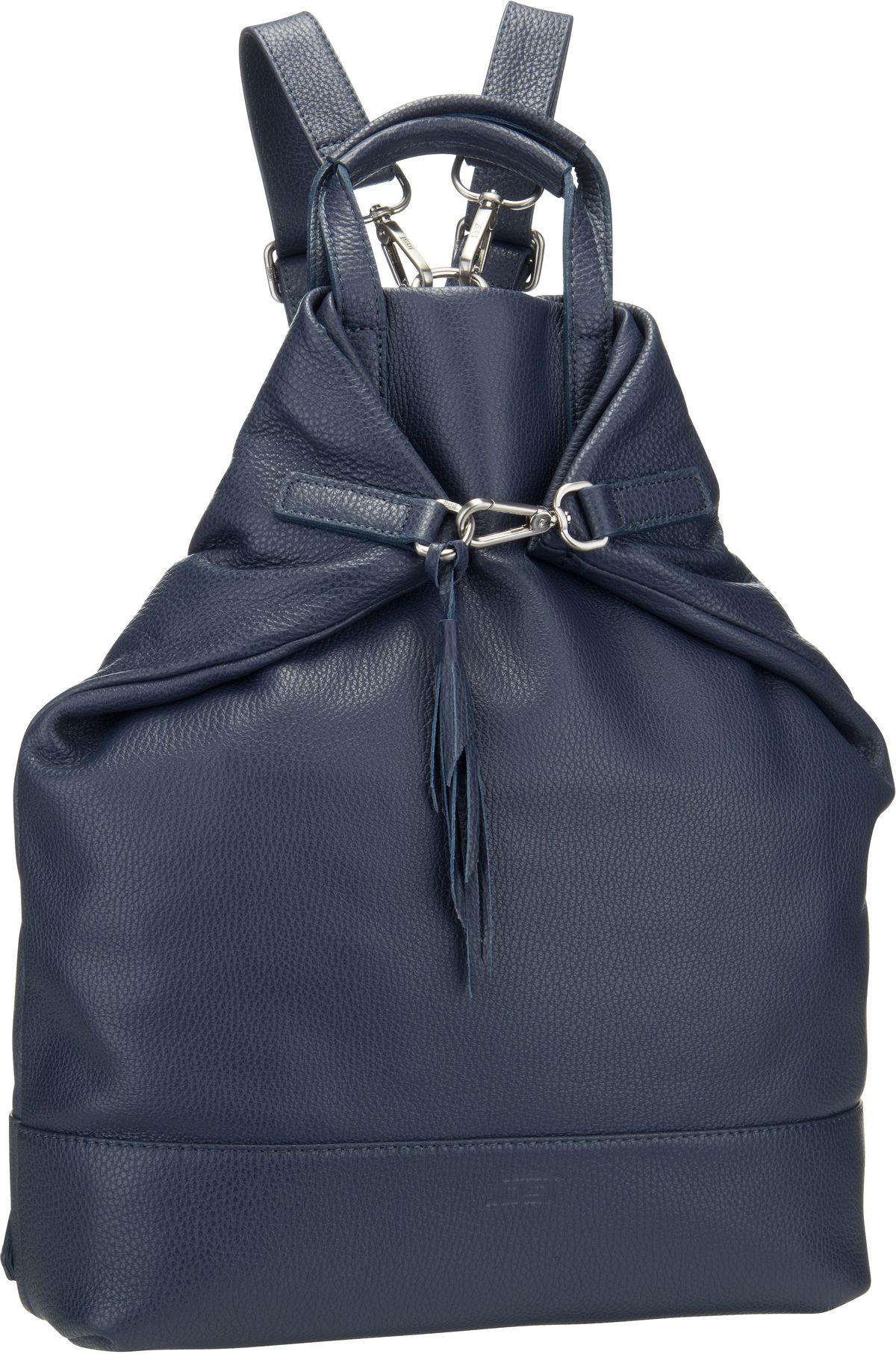 Rucksack / Daypack Vika 1839 X-Change Bag 3in1 M Navy