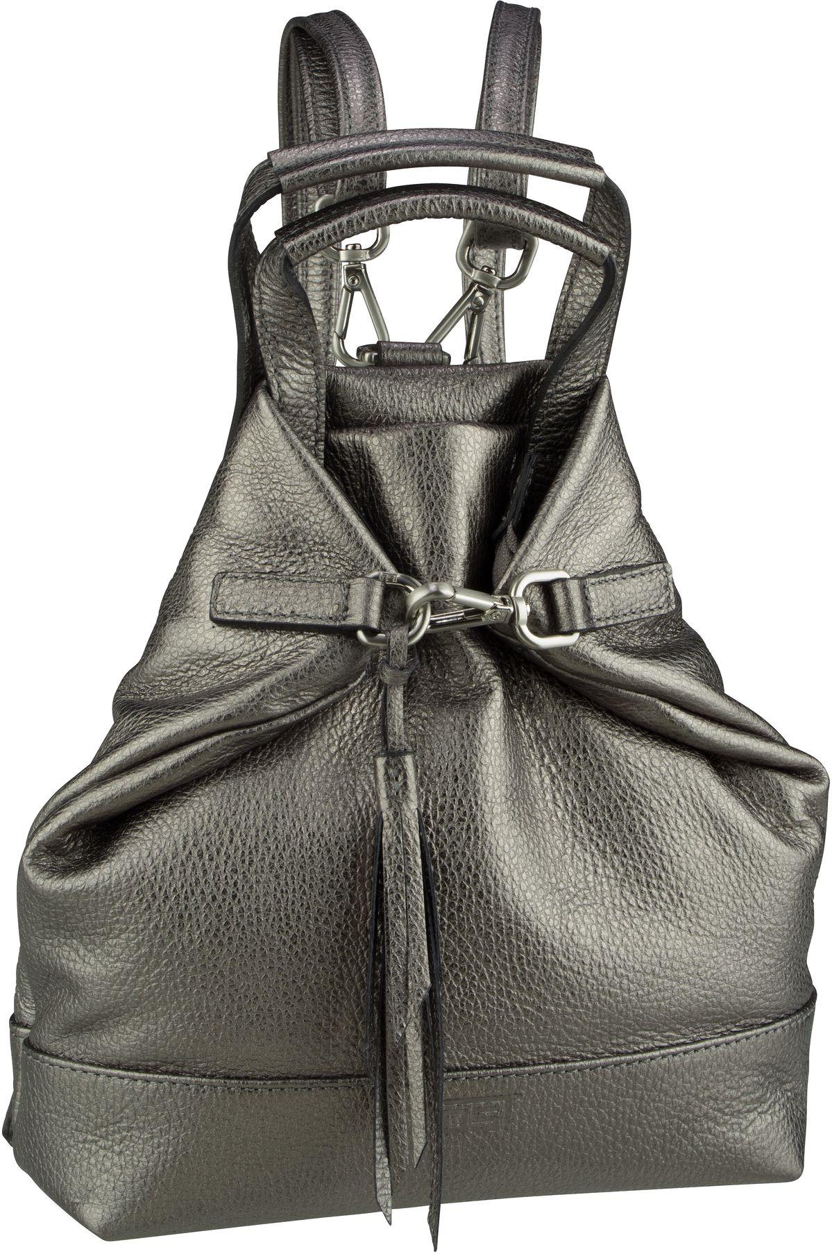 Rucksack / Daypack Vika 1840 x-Change Bag 3in1 Mini Silver