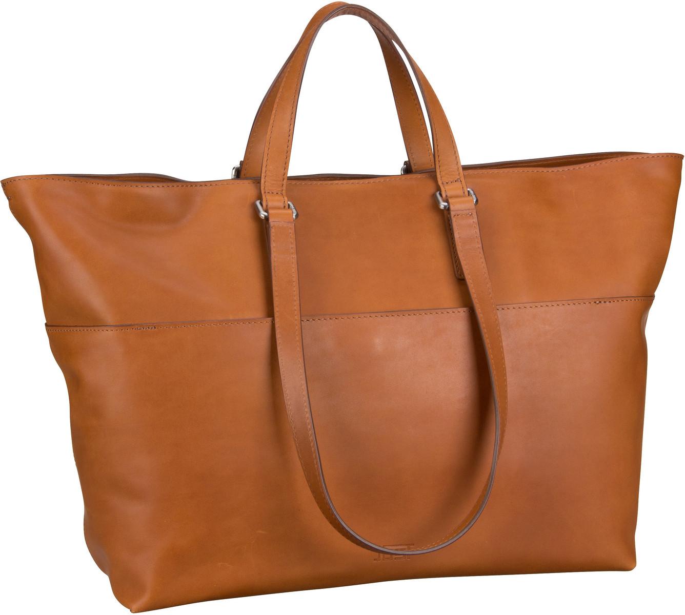 Handtasche Rana 1277 Shopper Cognac