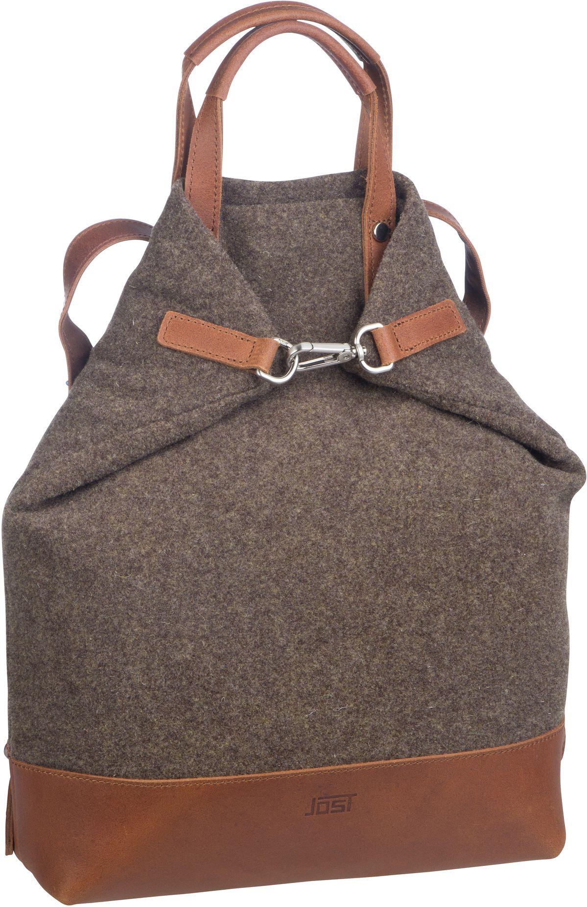 Rucksack / Daypack Farum 3026 X-Change Bag S Brown