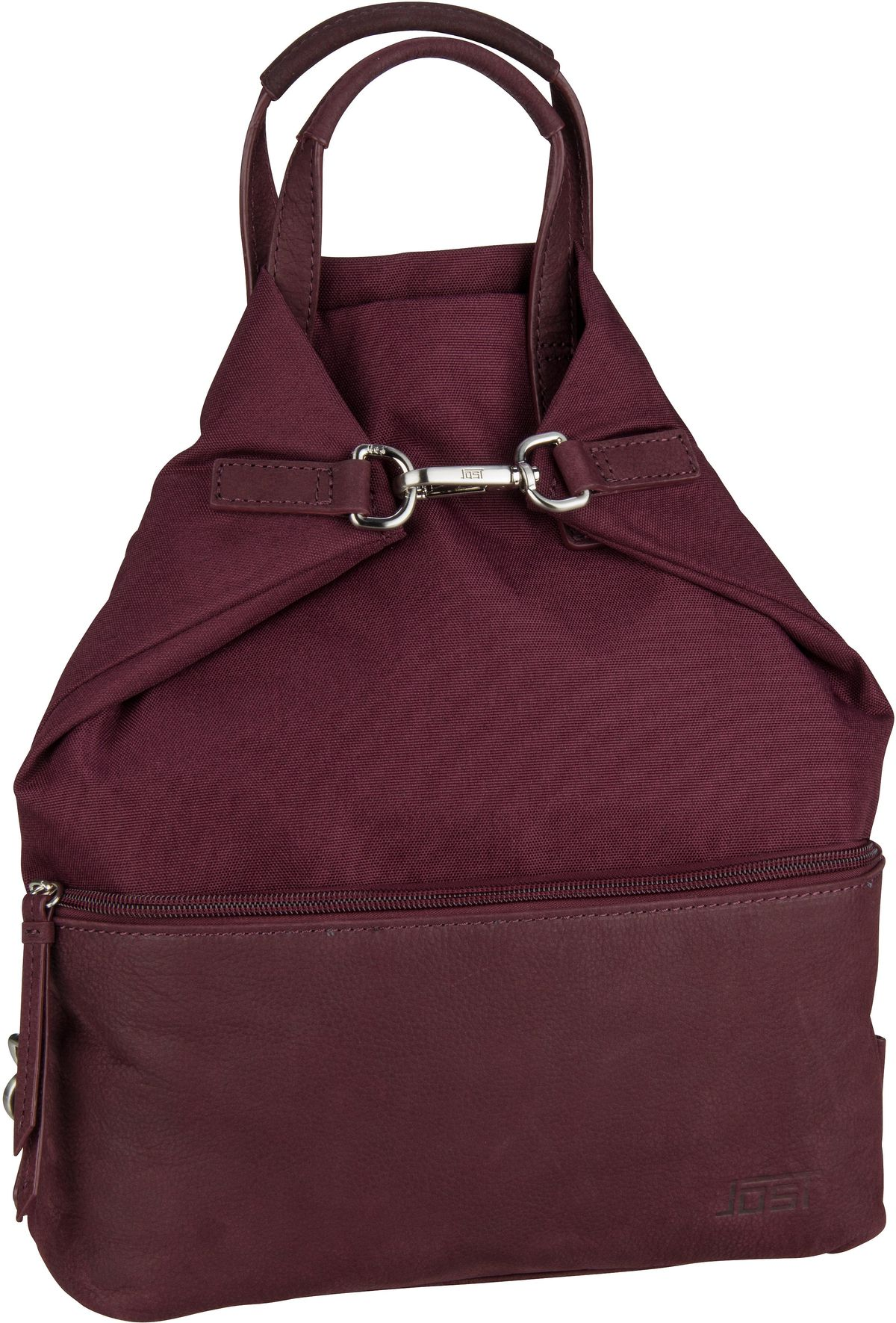 Jost Rucksack / Daypack 2716 X-Change Bag XS Bordeaux