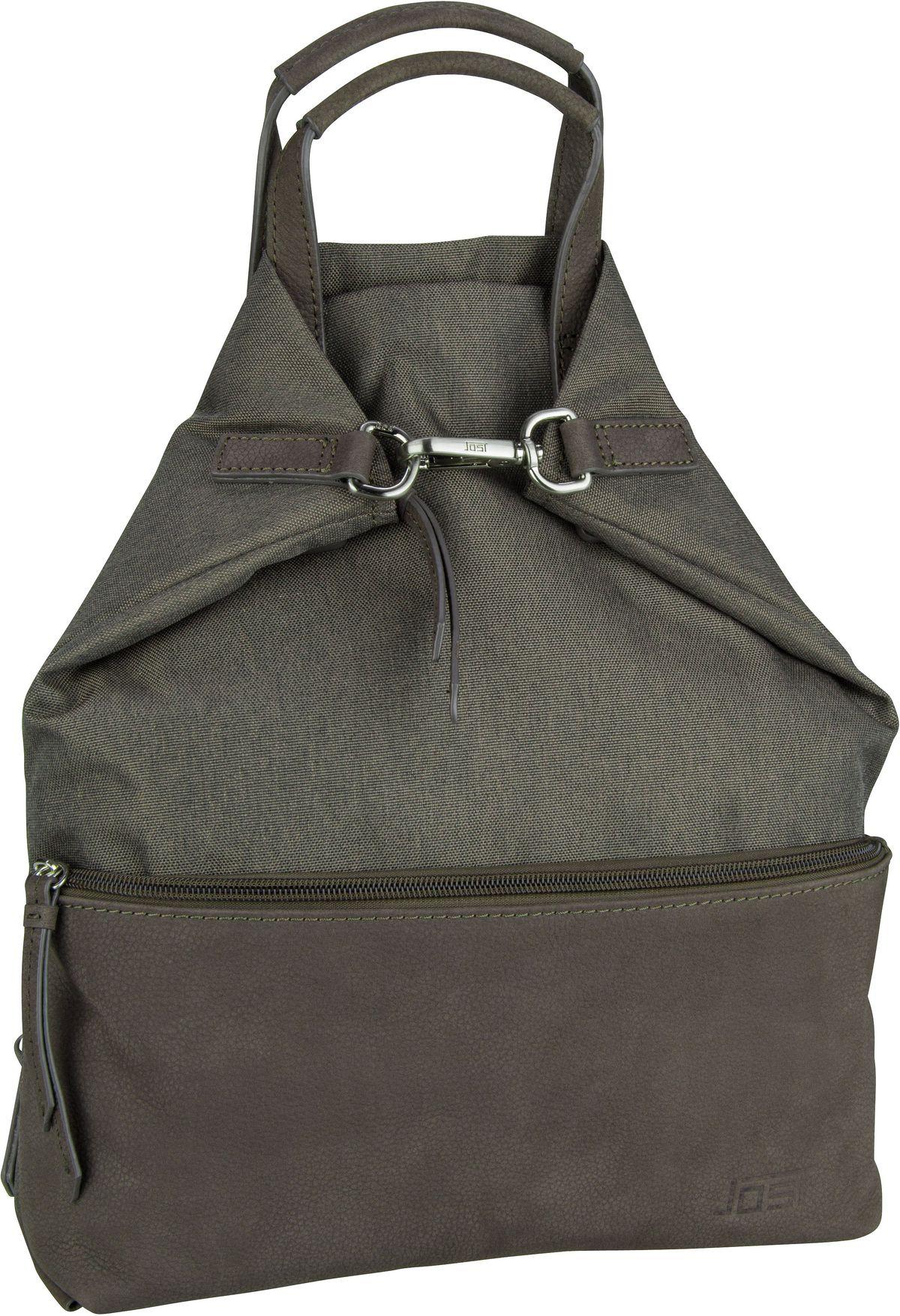 Jost Rucksack / Daypack 2716 X-Change Bag XS Taupe