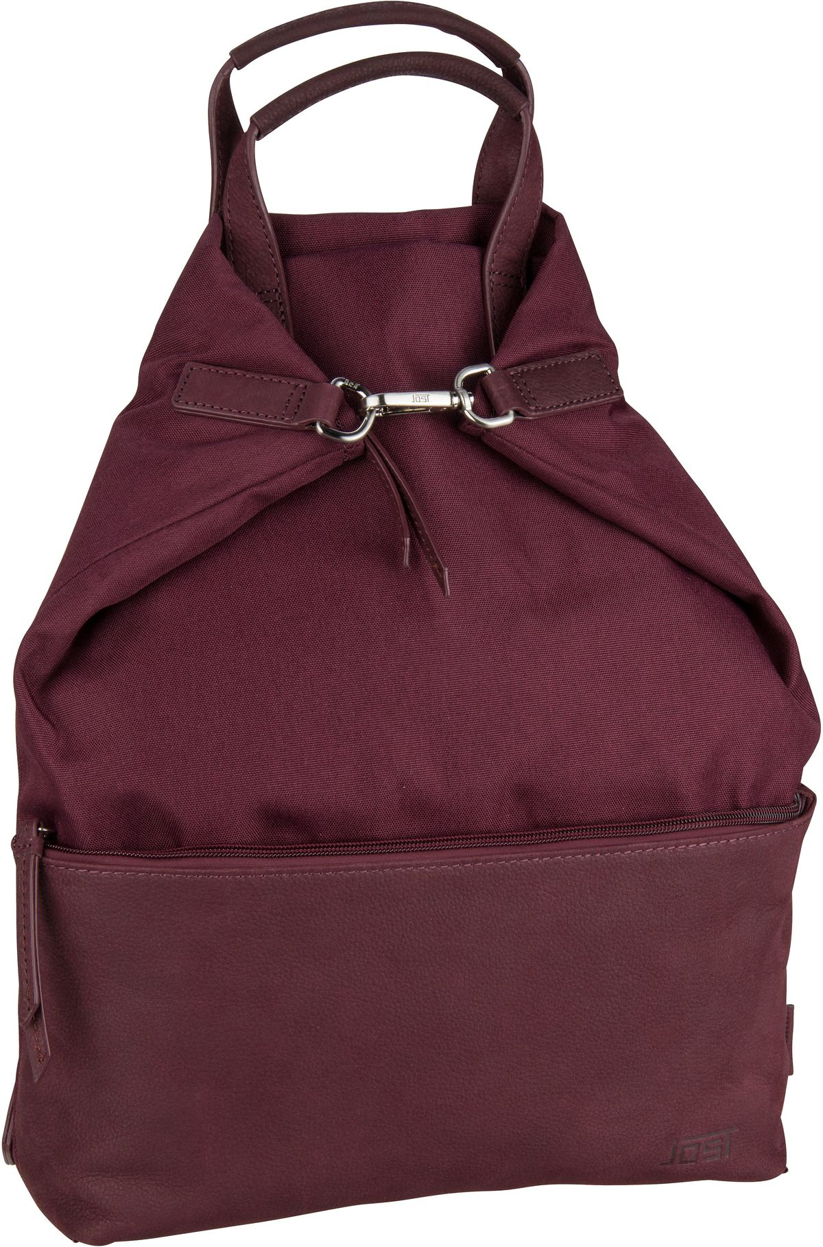Jost Rucksack / Daypack 2717 X-Change Bag S Bordeaux