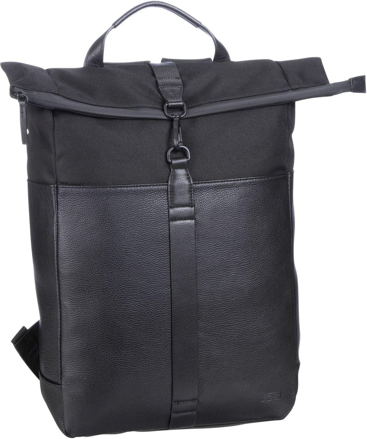Laptoprucksack Reykjavik 4003 Backpack Courier Black