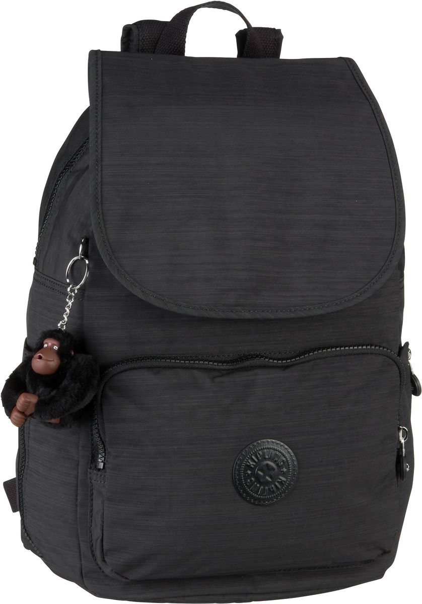 Rucksaecke für Frauen - Kipling Rucksack Daypack Cayenne Dazz Dazz Black (16 Liter)  - Onlineshop Taschenkaufhaus