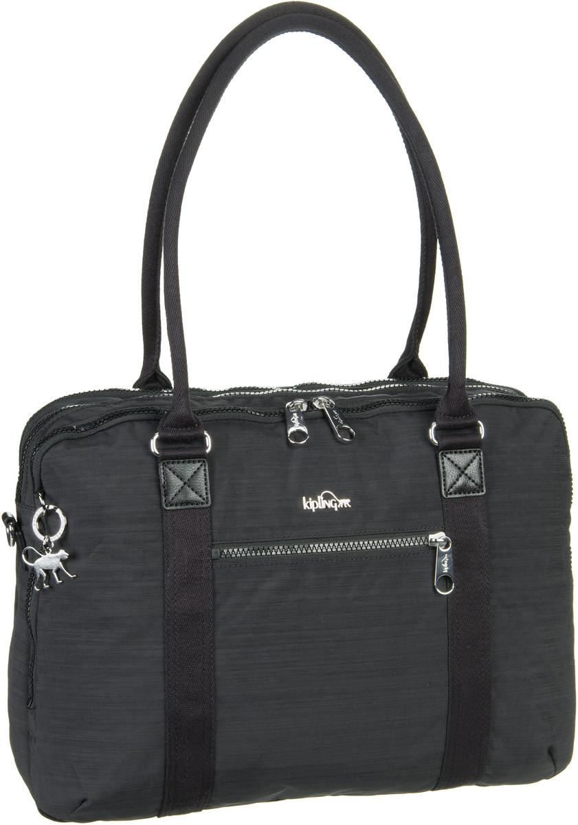 Handtaschen für Frauen - Kipling Handtasche Neat Basic Plus Dazz Black (13 Liter)  - Onlineshop Taschenkaufhaus
