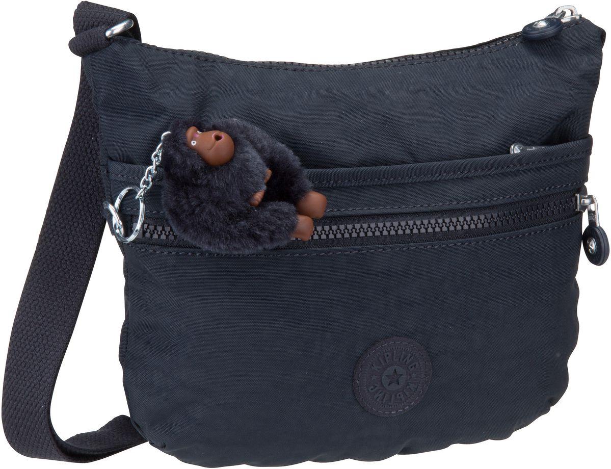 Schultertaschen für Frauen - Kipling Umhängetasche Arto S Basic True Navy (3 Liter)  - Onlineshop Taschenkaufhaus