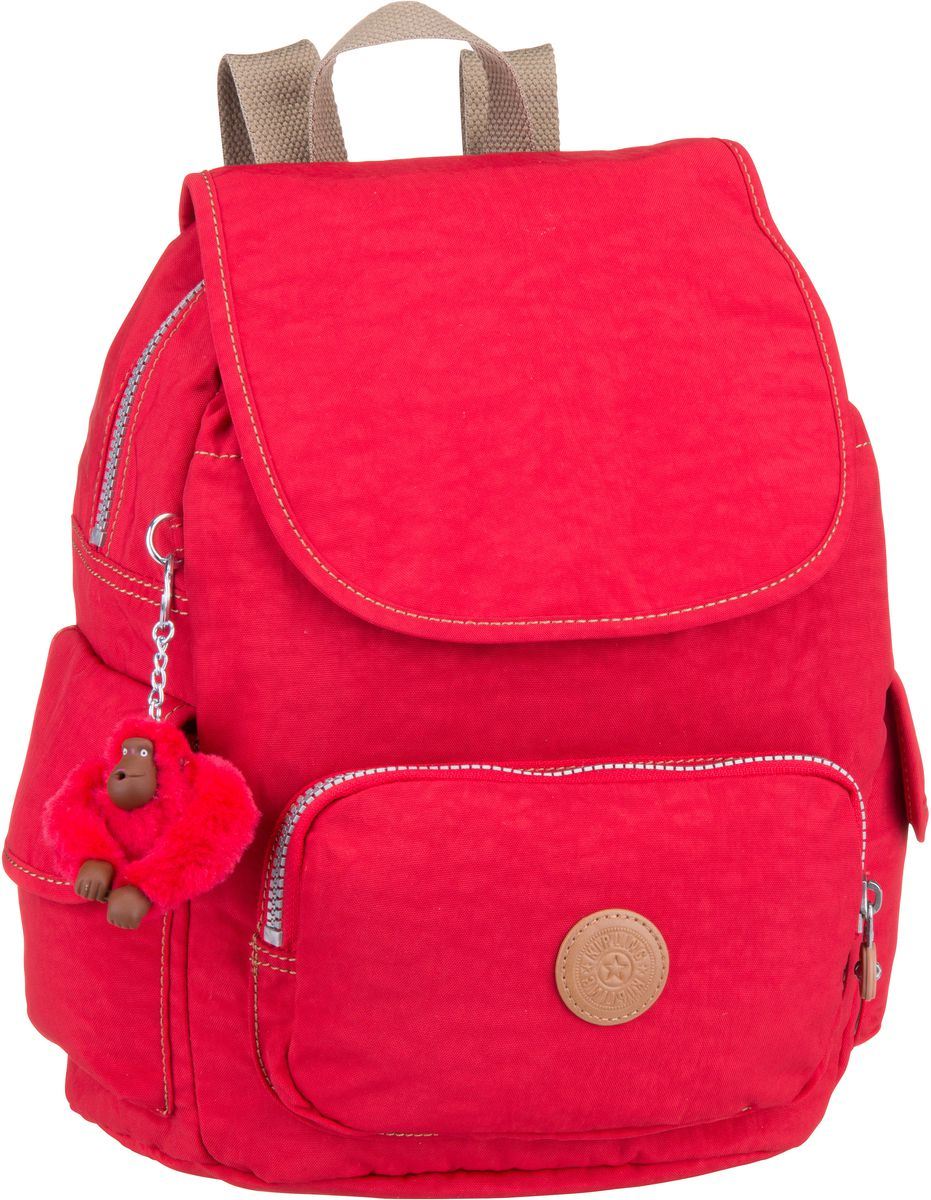 Rucksack / Daypack City Pack S Basic True Red C (13 Liter)