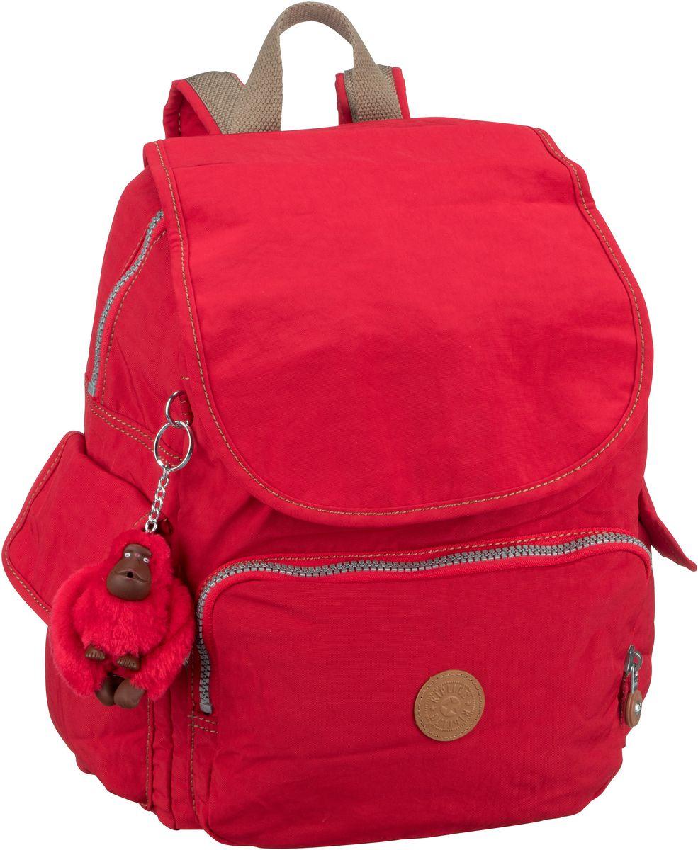 Rucksack / Daypack City Pack Basic True Red C (16 Liter)