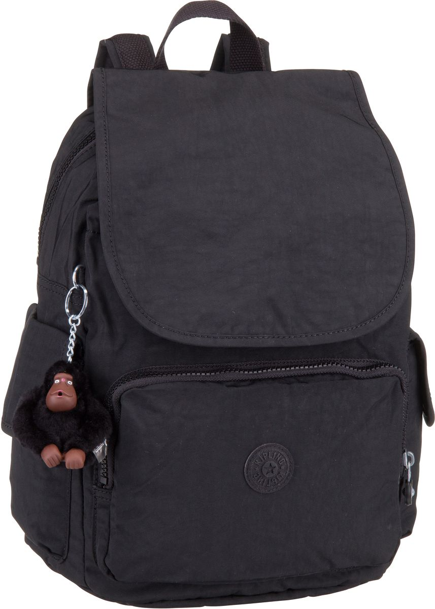 Rucksack / Daypack City Pack Basic True Black (16 Liter)