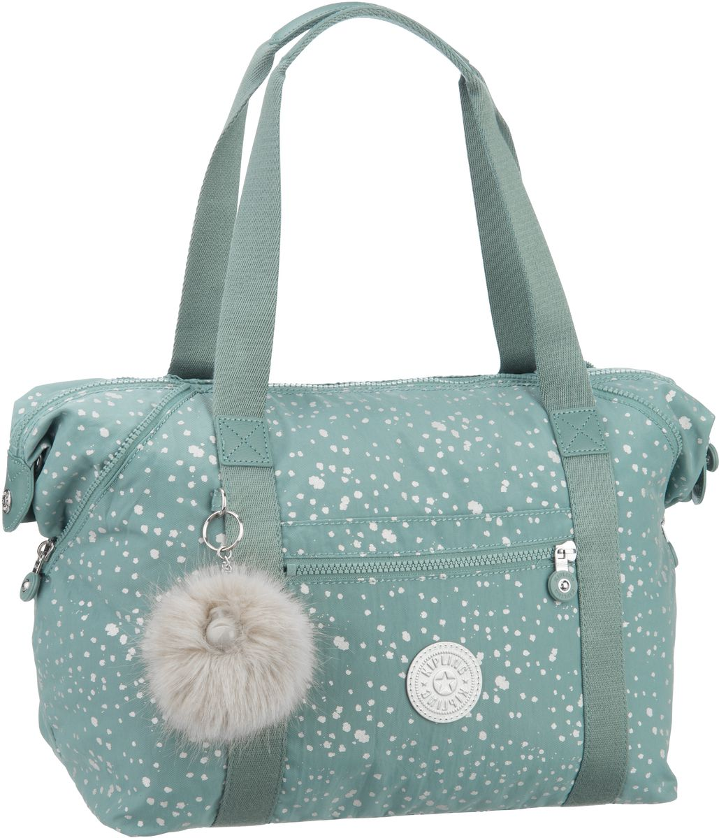 Handtasche Art Basic Plus Silver Sky (21 Liter)