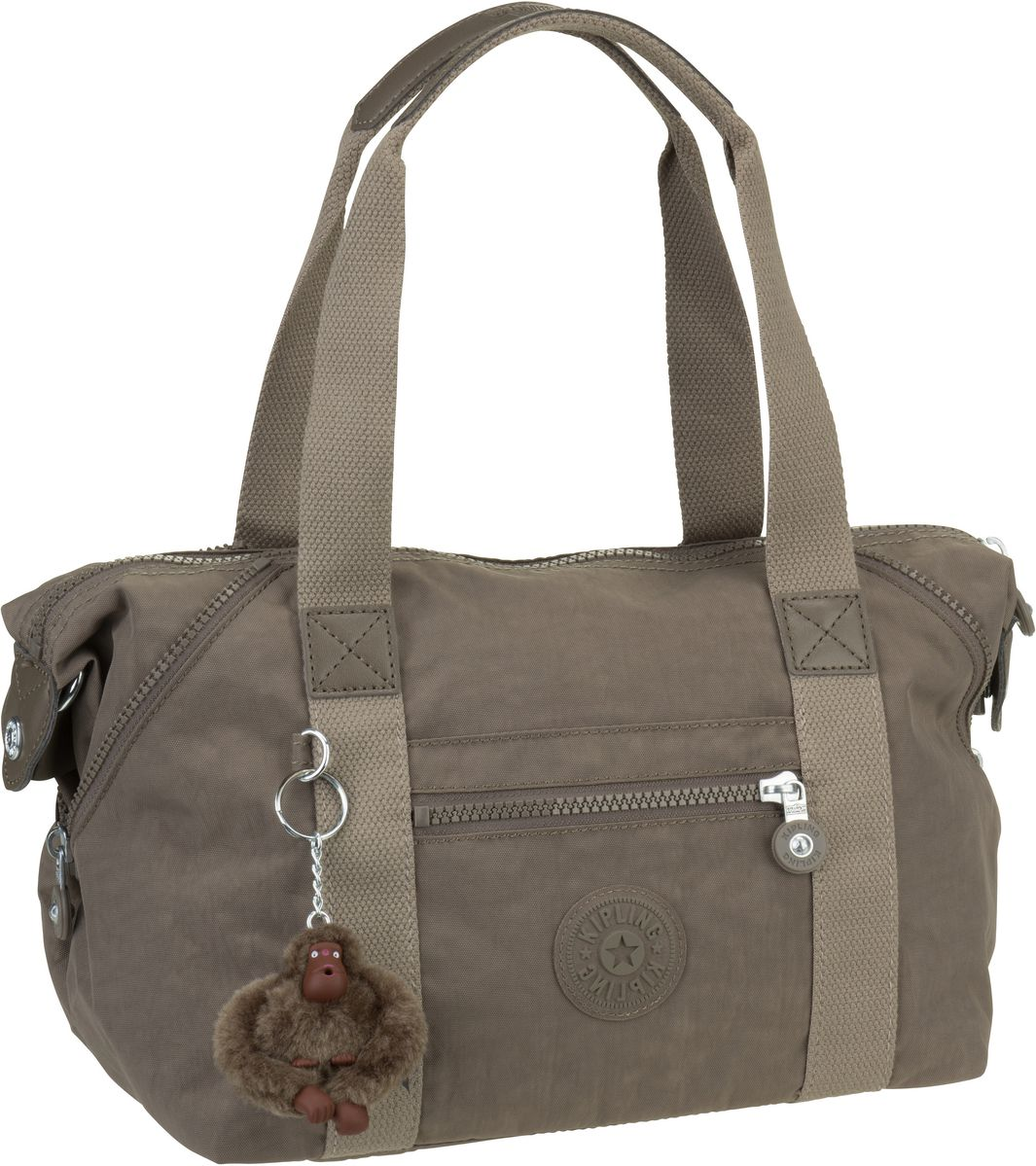 Handtasche Art Mini Basic True Beige (13 Liter)