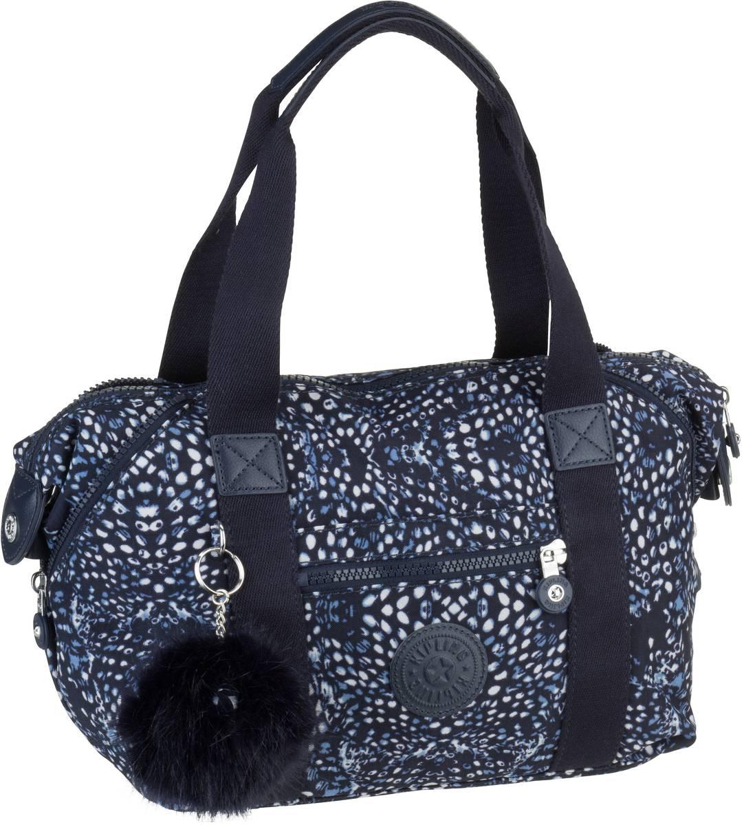 Handtasche Art Mini Basic Plus Soft Feather (innen: Grau) (13 Liter)