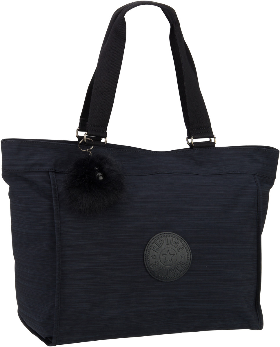 Handtasche New Shopper L Festival True Dazz Navy (18 Liter)