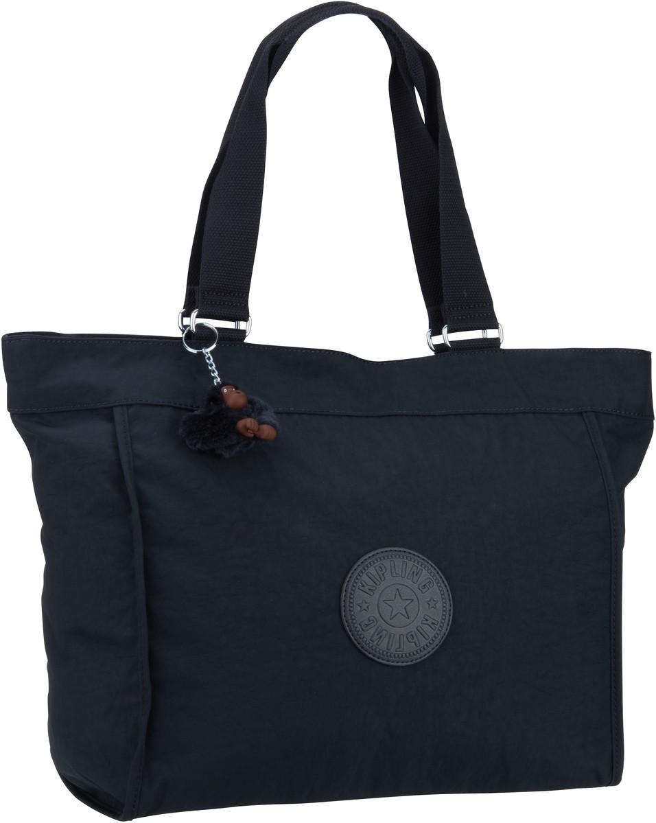 Handtasche New Shopper L Festival True Navy (18 Liter)