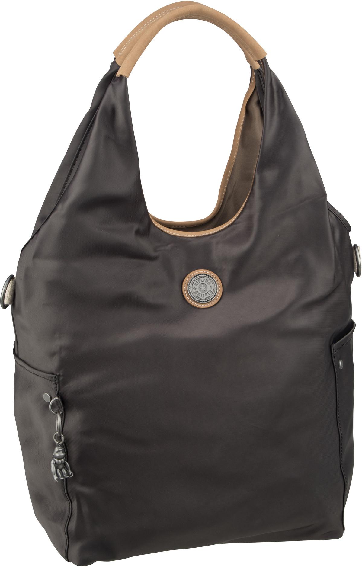 Handtasche Urbana Edgeland Delicate Black (20 Liter)