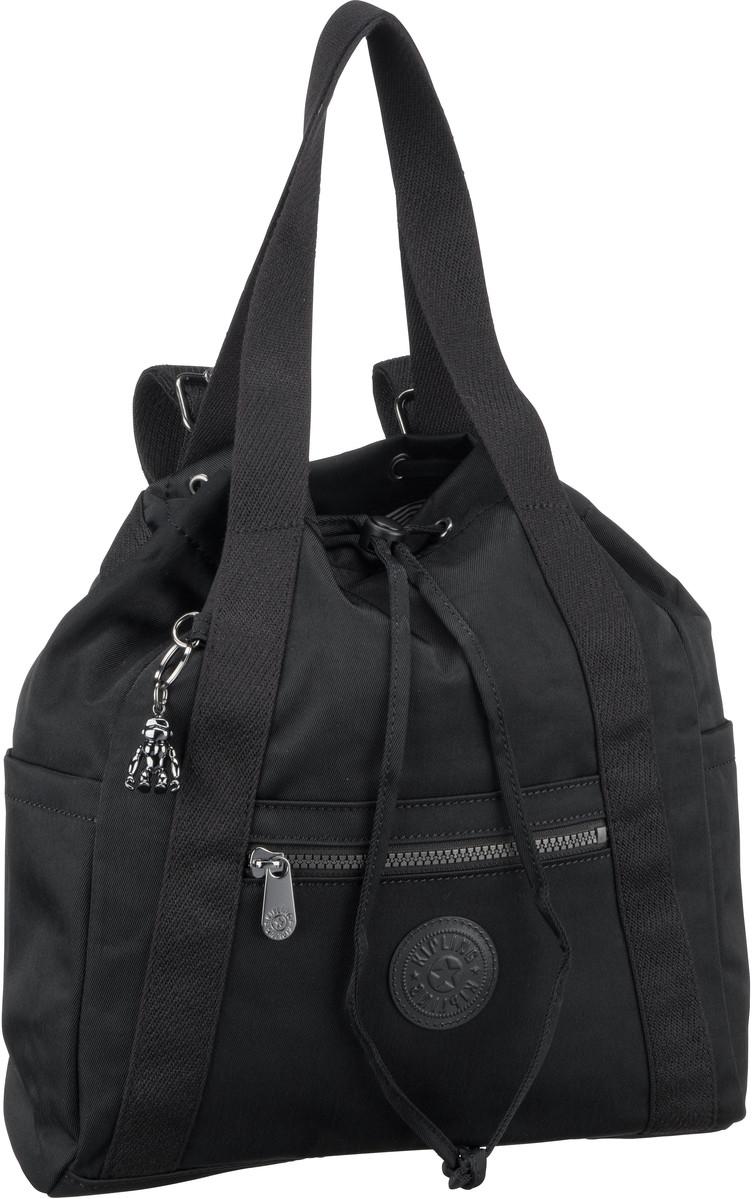 Rucksack / Daypack Art Backpack S Transformation Rich Black (11 Liter)