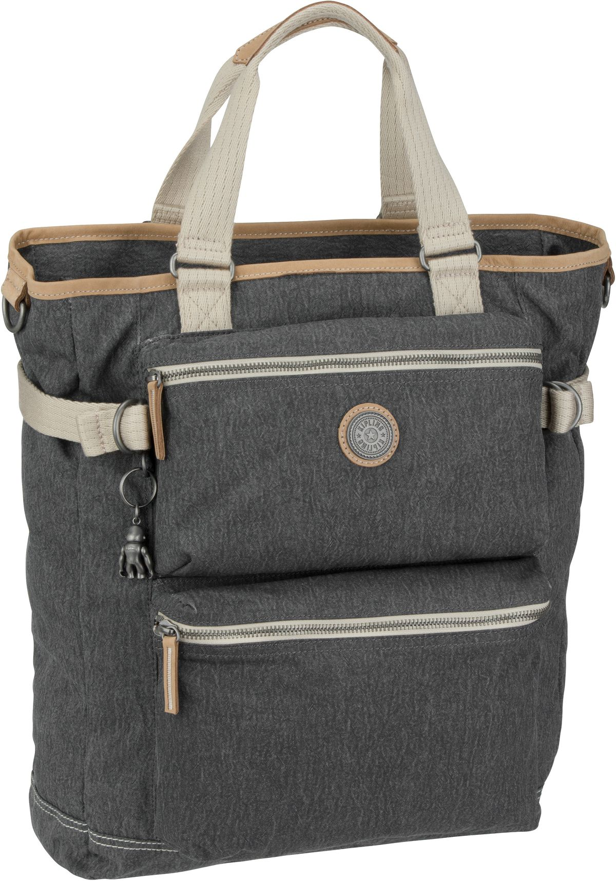 Handtasche Laslo Edgeland Casual Grey (28 Liter)