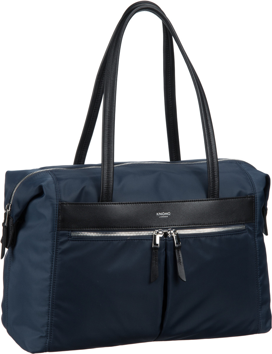 Knomo Mayfair Curzon 15´´ RFID Navy - Aktentasche Sale Angebote Guben